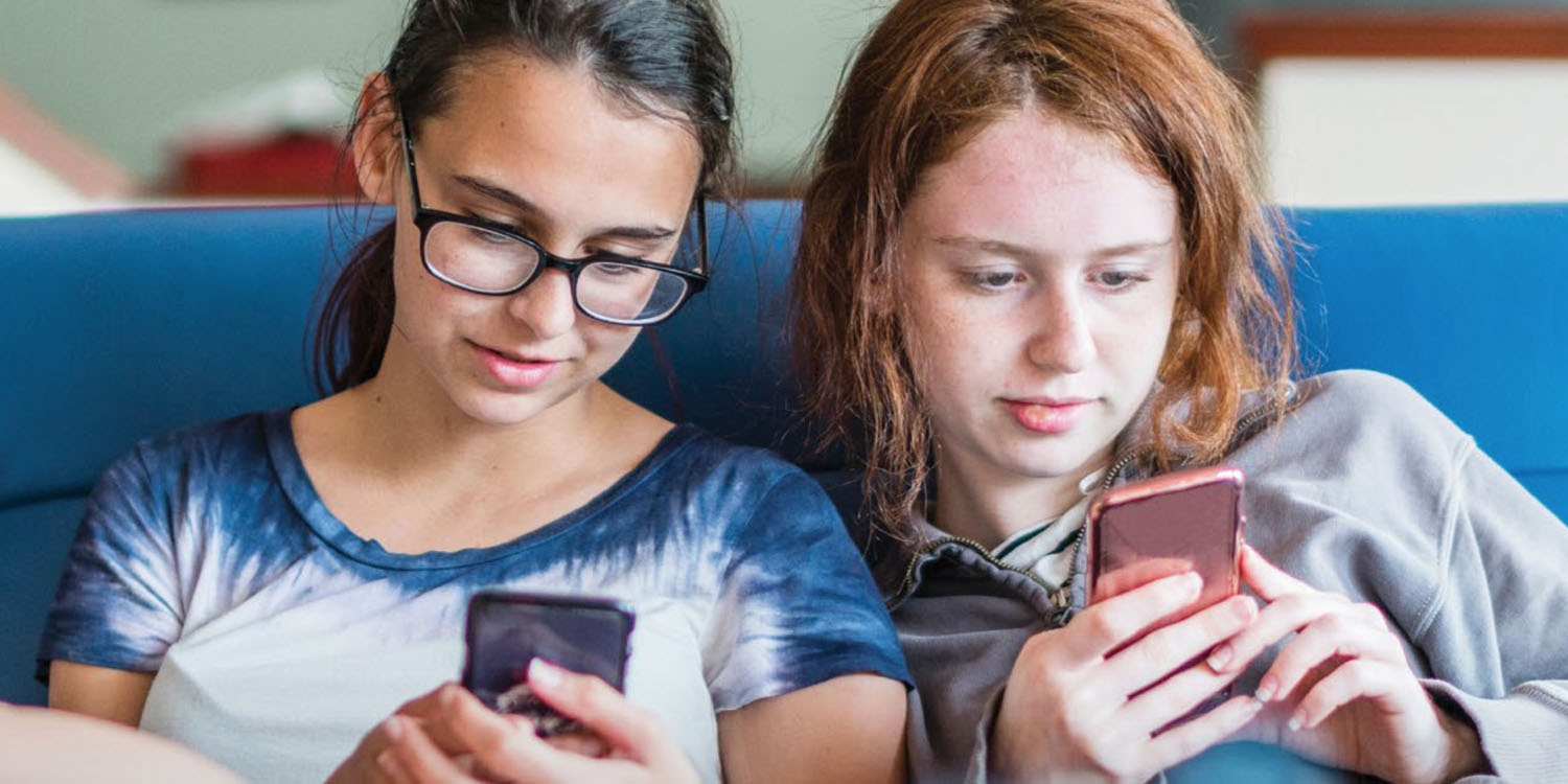 Teens now prefer texting to face-to-face communication