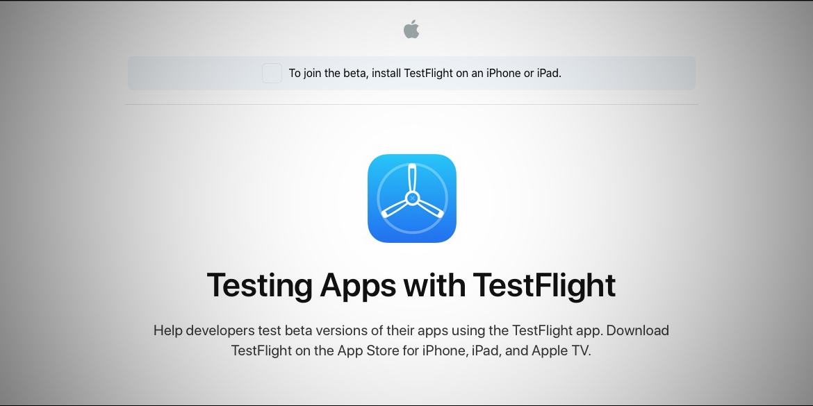 Apple rolls out TestFlight public invite links to make it easier for developers to distribute iOS app betas