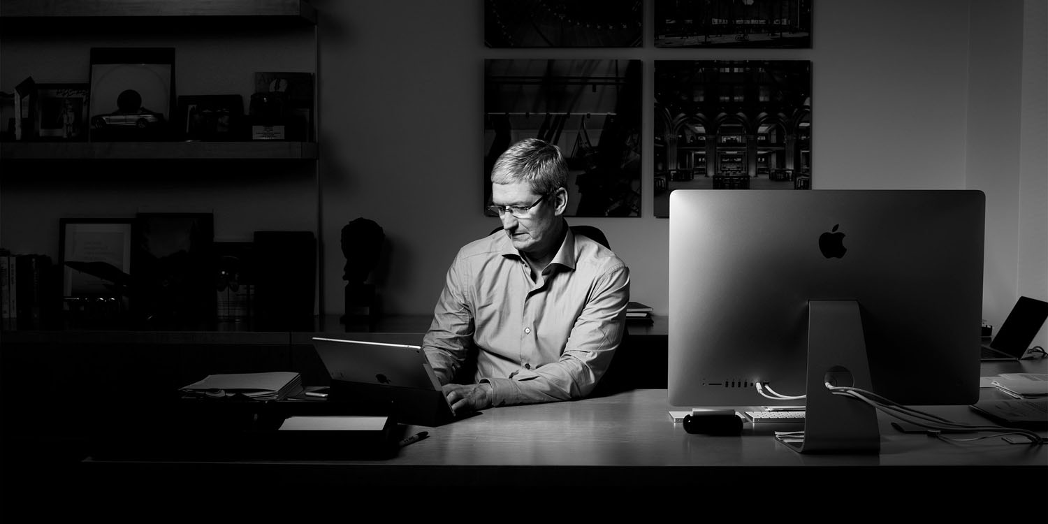 Stalking Tim Cook: Apple gets restraining order against accused - 9to5Mac