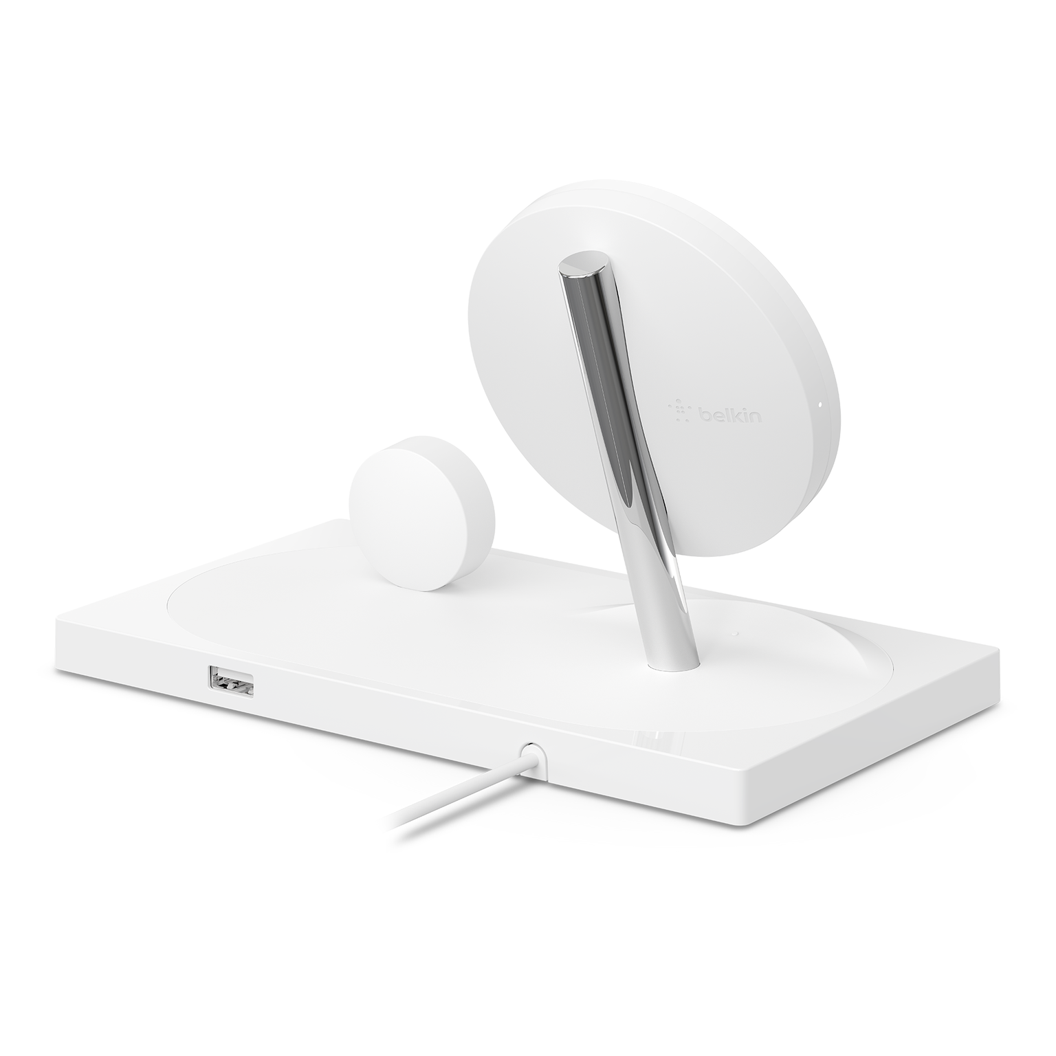 d0a3404026b97a Compatible with iPhone X, XS Max, XR, and 8 Plus, BOOST UP Wireless  Charging Dock will be available in December from Apple and Belkin.