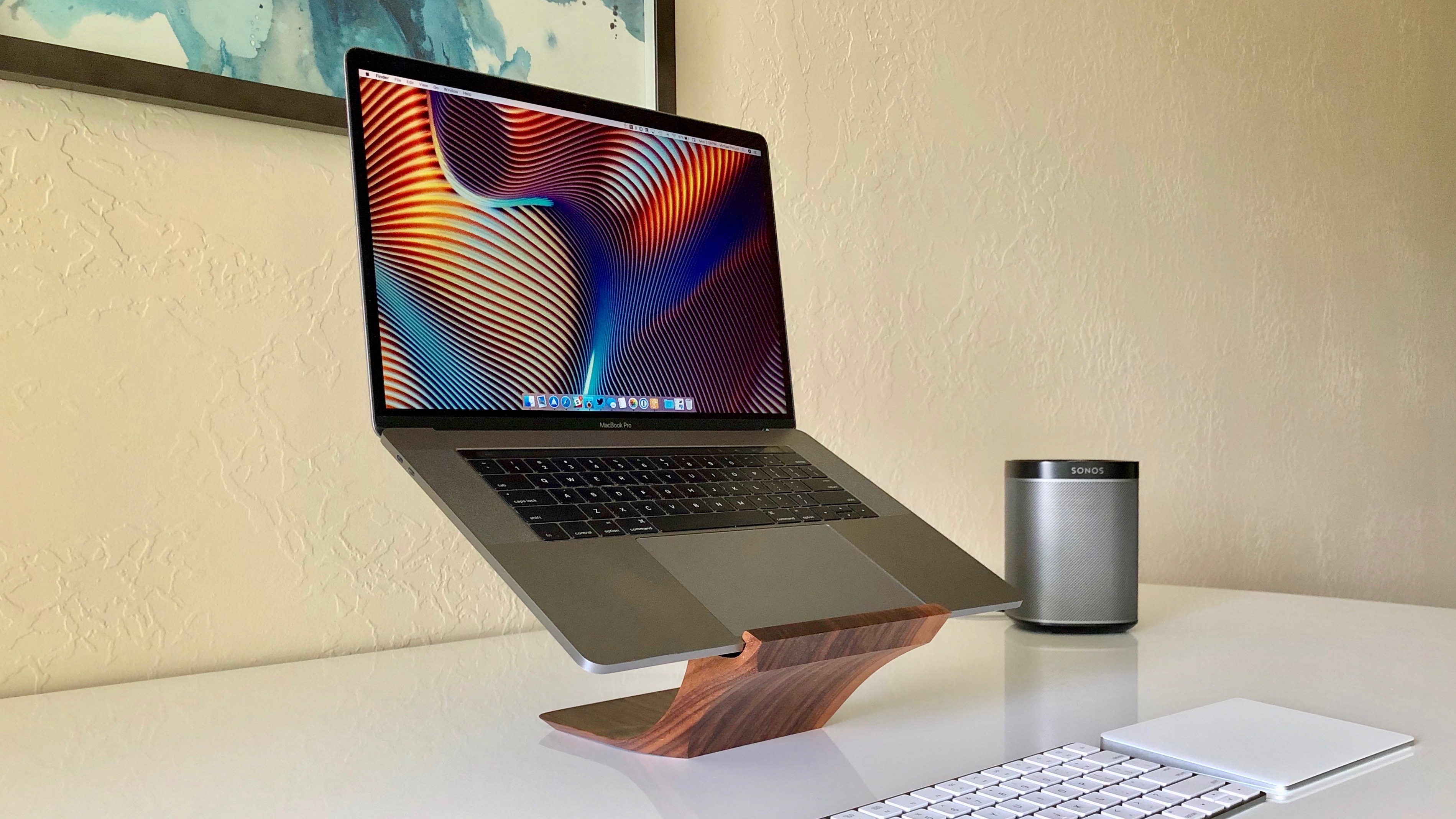 review yohann s macbook pro and macbook stand is a beautiful addition to your setup