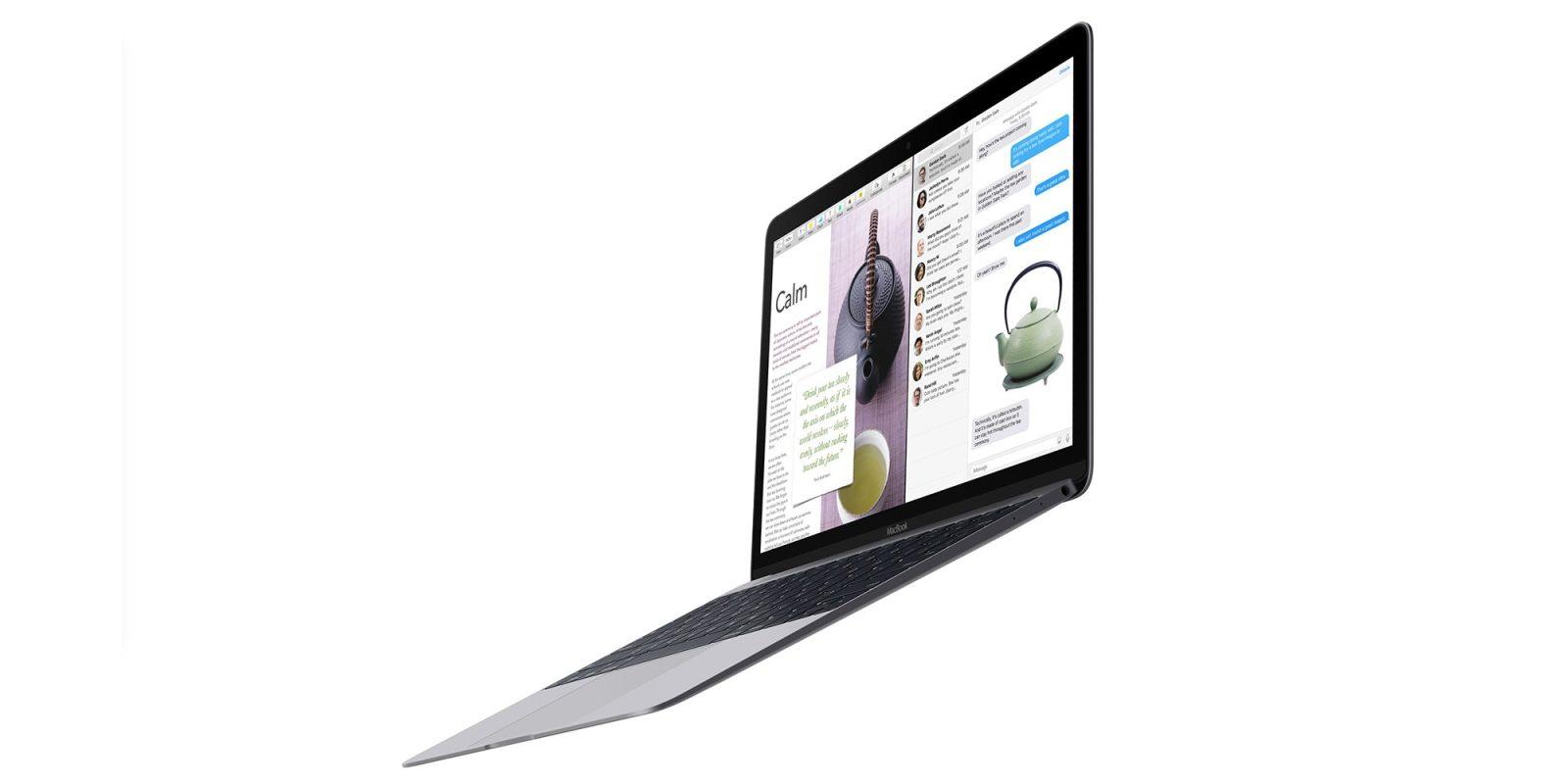 Apple's 12-inch MacBook is on sale, plus Anker deals, more