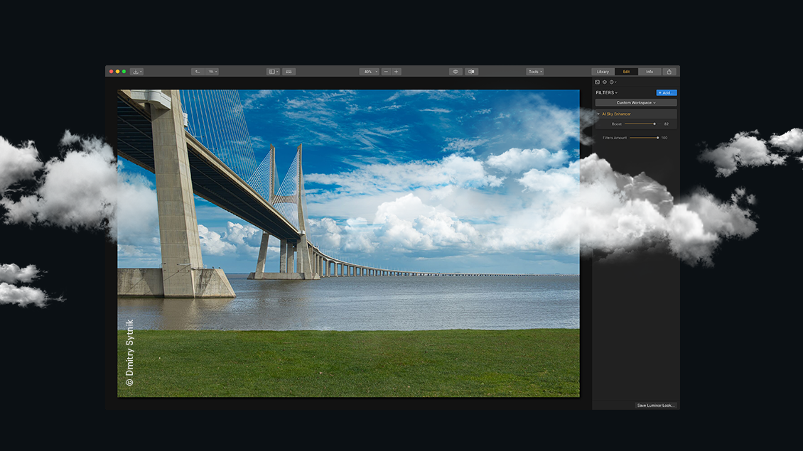 Photo app Luminar introduces AI Sky Enhancer to quickly and easily edit skies with a slider