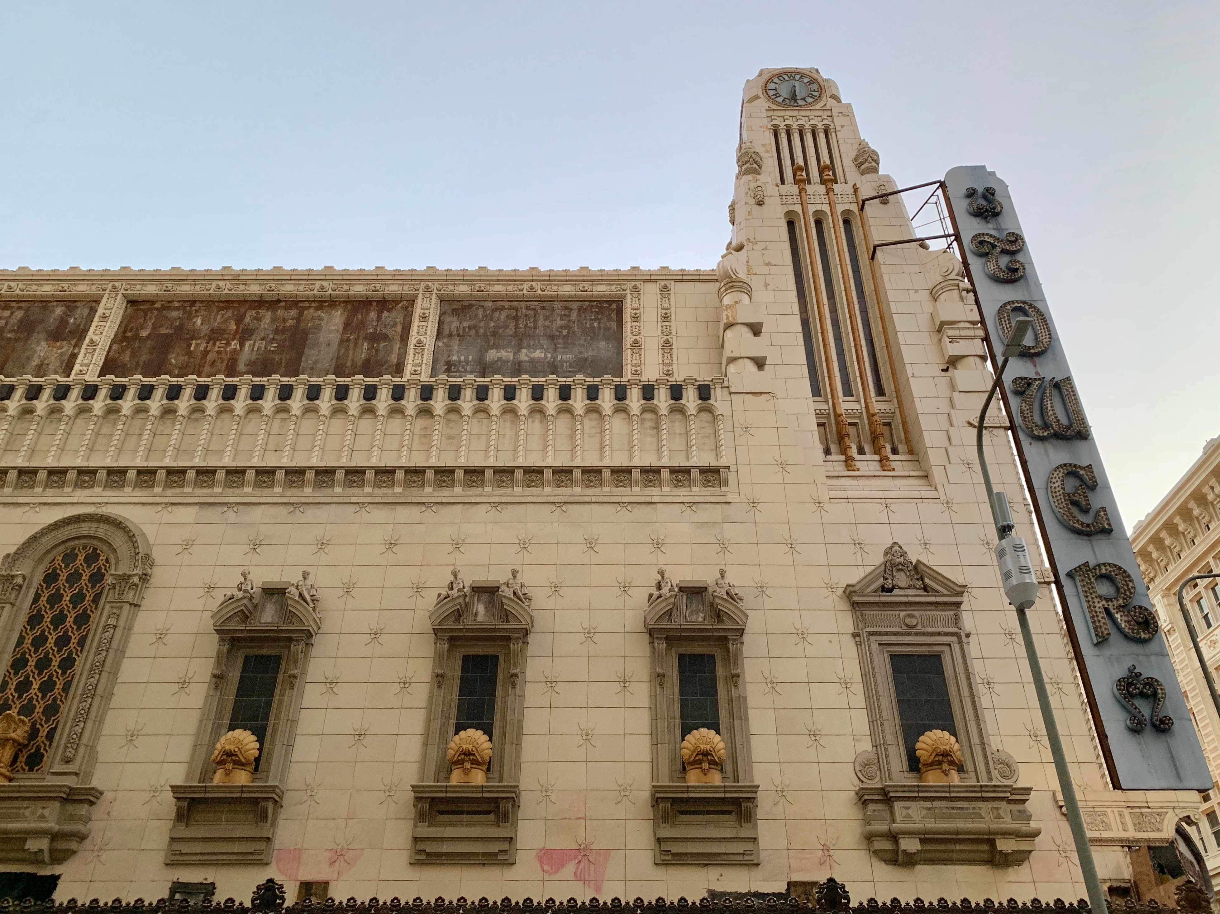Photos: Documenting LA's Tower Theatre before Apple's retail
