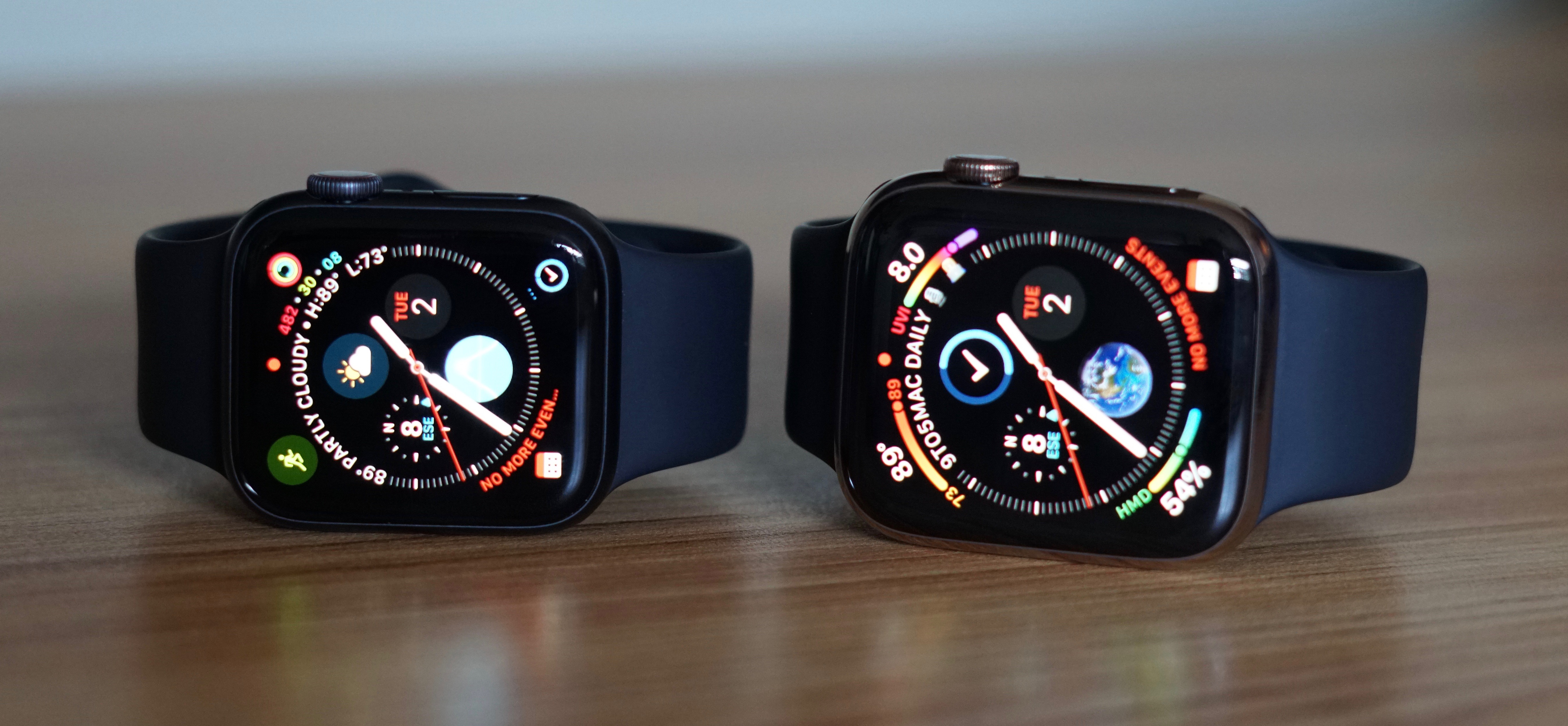 3286909ff485 Customizing the Infograph face on Apple Watch Series 4 - 9to5Mac