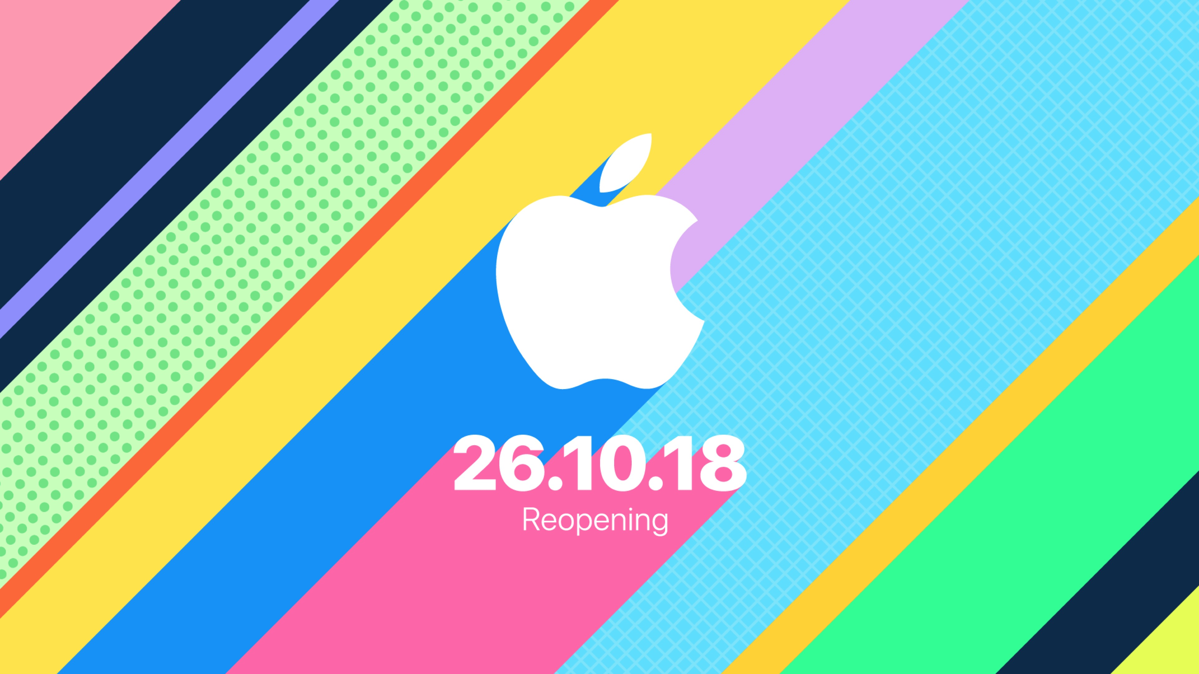 Apple Covent Garden reopening on iPhone XR launch day following renovations