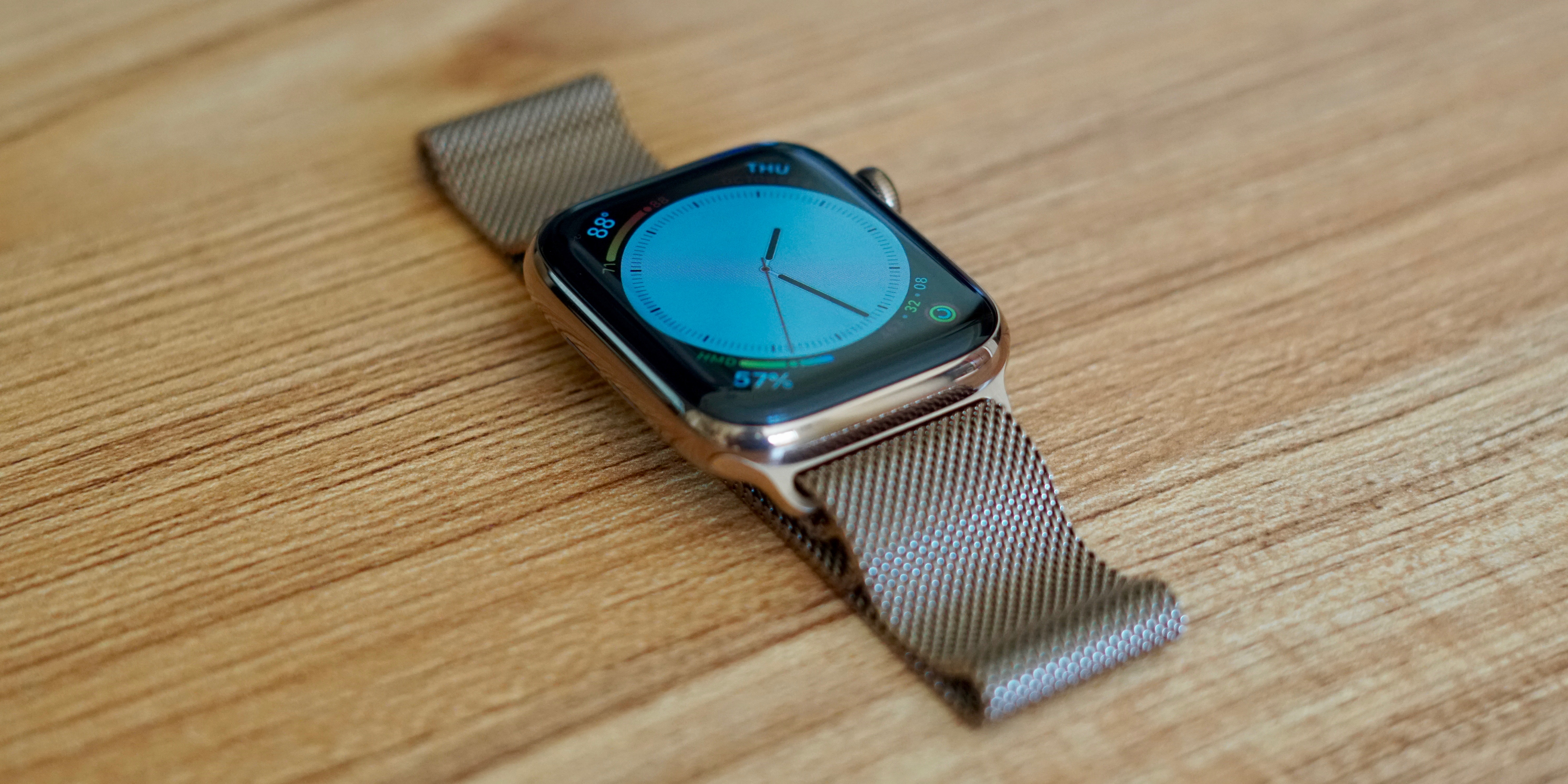 Customizing The Infograph Face On Apple Watch Series 4 9to5mac