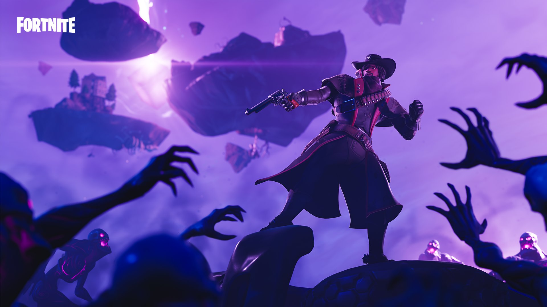 Ios 7 Iphone Wallpaper: Fortnite For IOS Updated With 'Fortnitemares' Halloween