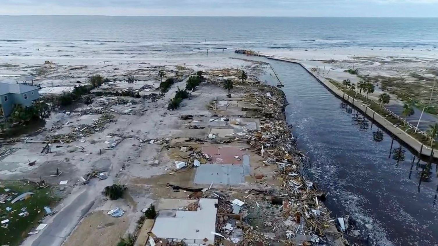 photo image After backlash, Verizon giving 3 months free service to Florida counties hit hardest by Hurricane Michael