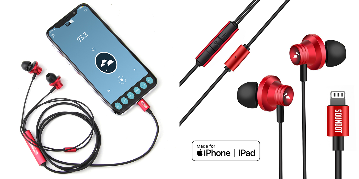 FM radio on your iPhone? These earbuds have you covered
