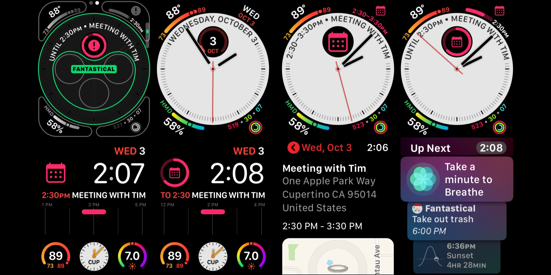 Fantastical updated for Siri Shortcuts, iPhone XS Max, and Apple Watch Series 4