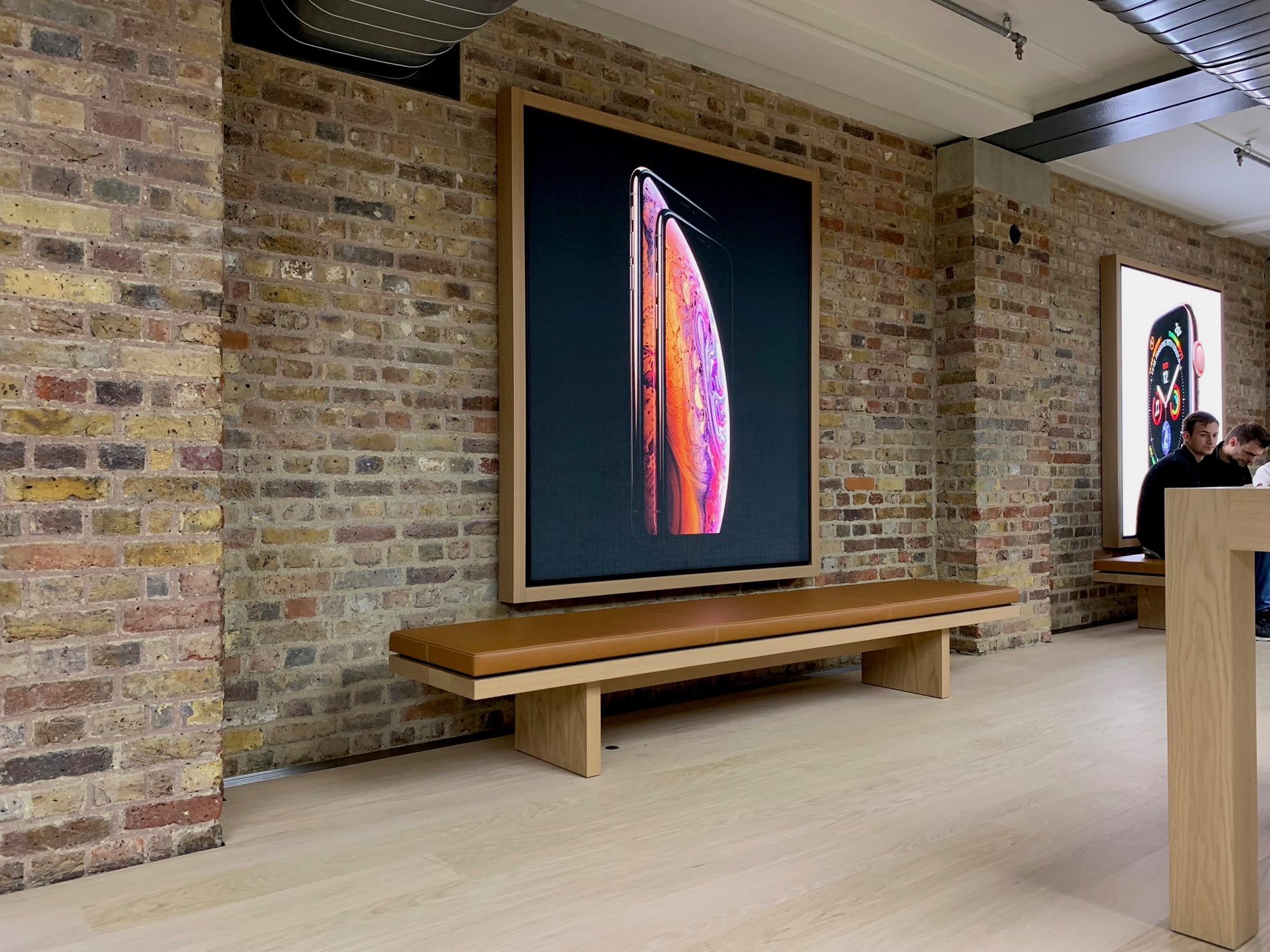Wondrous Photos Apple Covent Garden Returns With New Forum Full Inzonedesignstudio Interior Chair Design Inzonedesignstudiocom