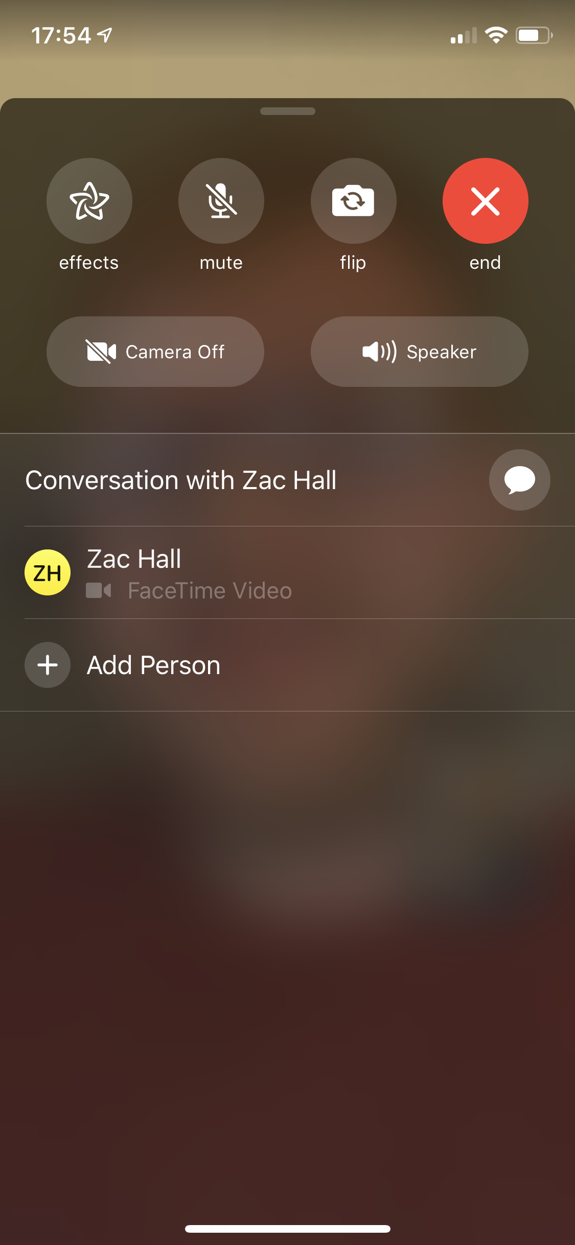 FaceTime Live Photos returns in iOS 12 1 1, flip camera UI