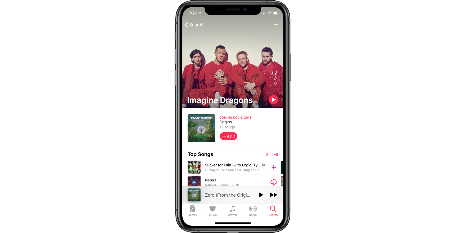 new apple music features