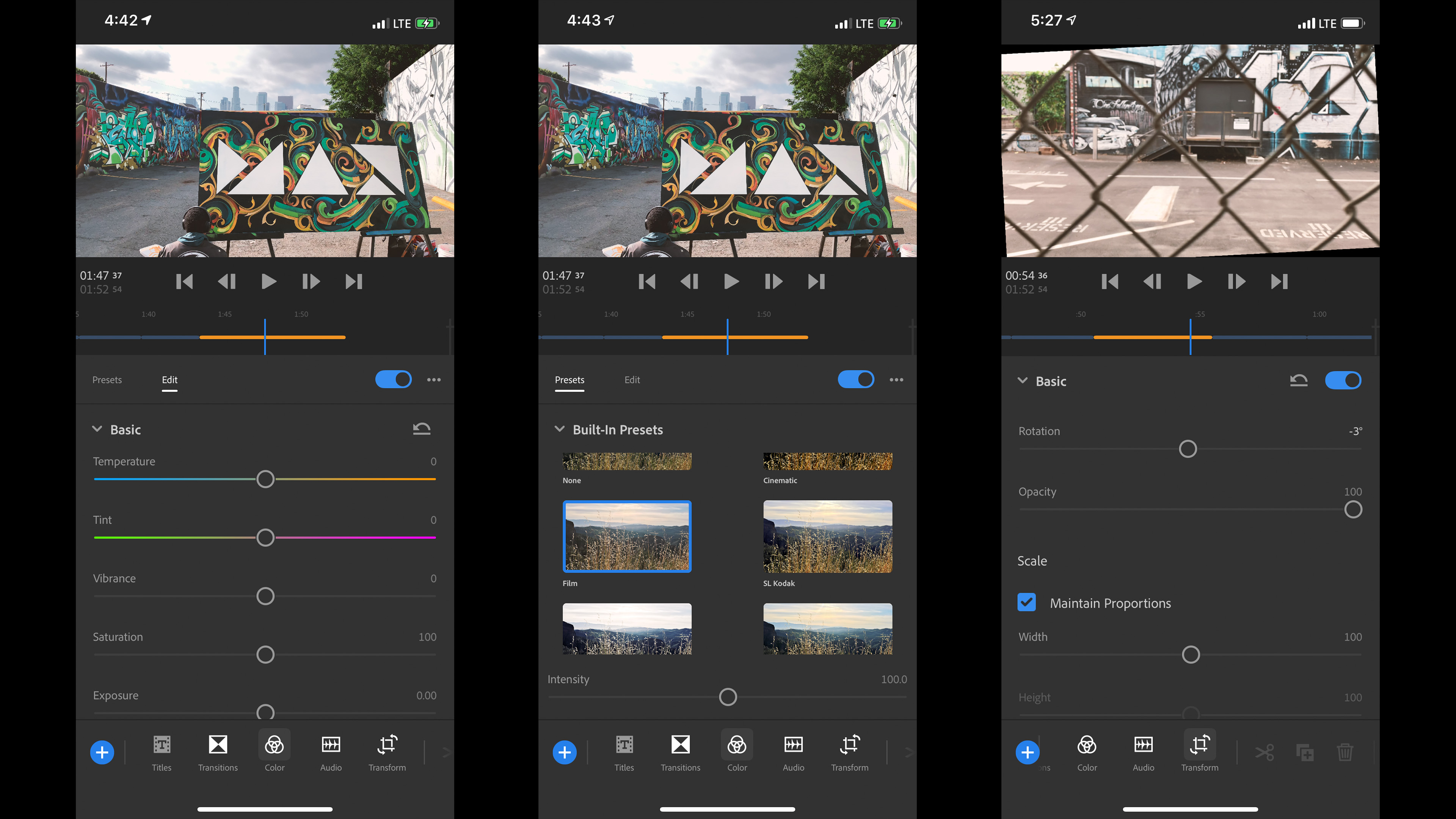 Hands-on with Premiere Rush CC, Adobe's new cross-device video