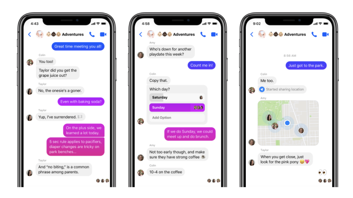 Facebook rolling out new Messenger 4 app update with
