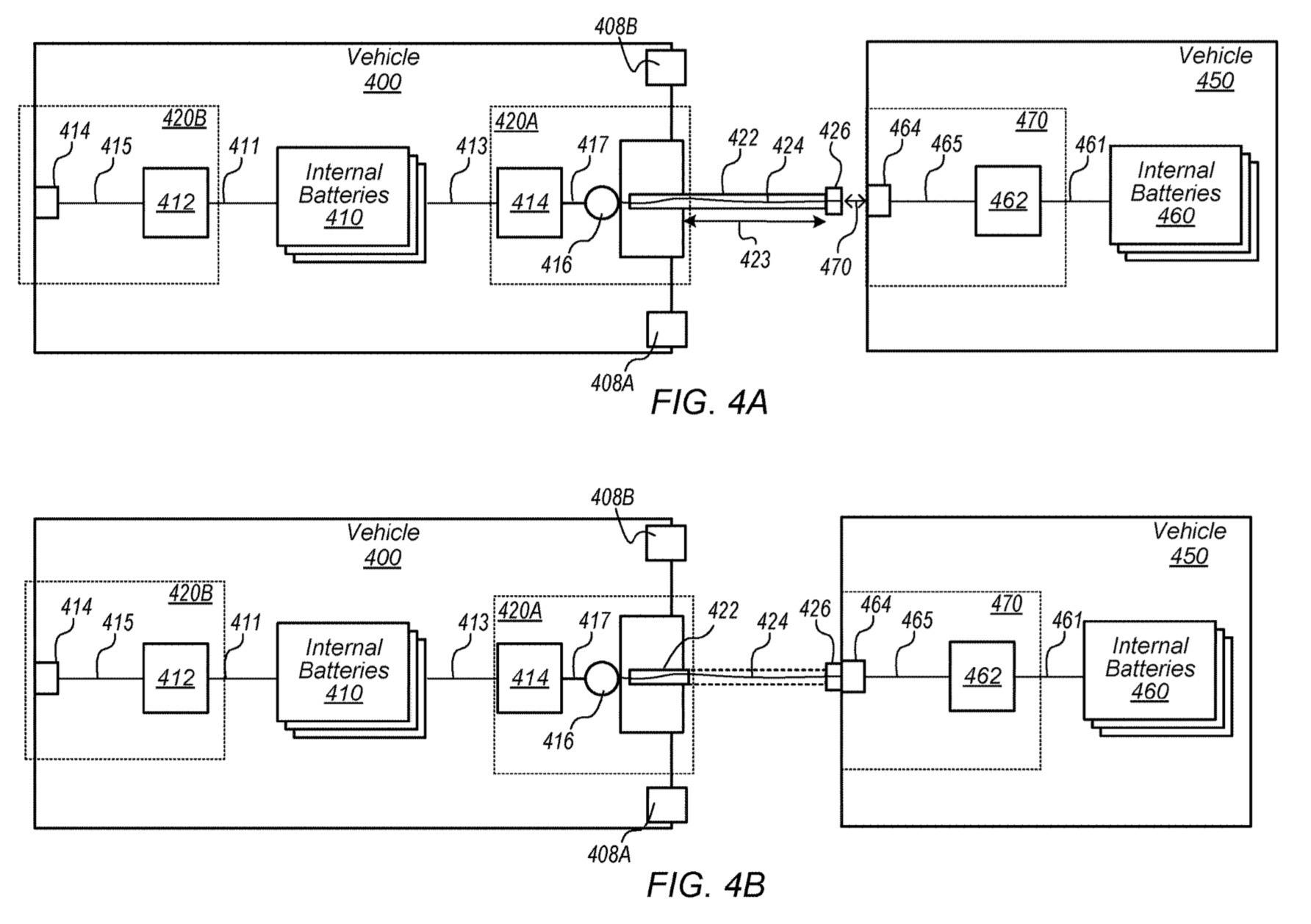 Apple: Patent auf Konvoi-Fahren