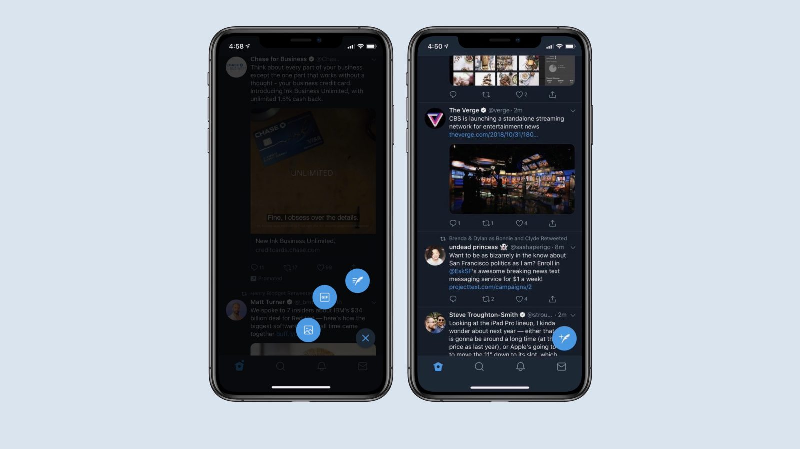 Android Search Date 2018 11 01 Samsung Galaxy C9 Pro Ram 6gb Batre Monster Garansi Resmi Update Twitter Also Now Says That Starting Today Some Users Will See A New Option To View The Latest Tweets First We Previously Reported On This Change