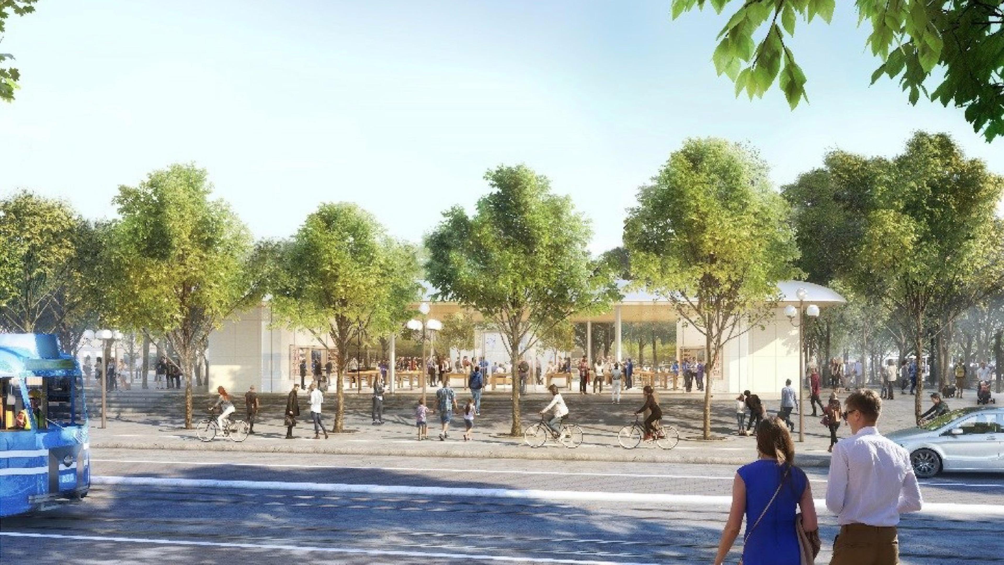Stockholm City Council promises to halt plans for Swedish flagship Apple store