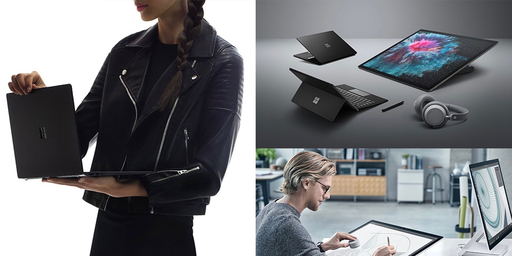As Apple preps new iPad Pros & low-cost MacBook, Microsoft unveils latest Surface products