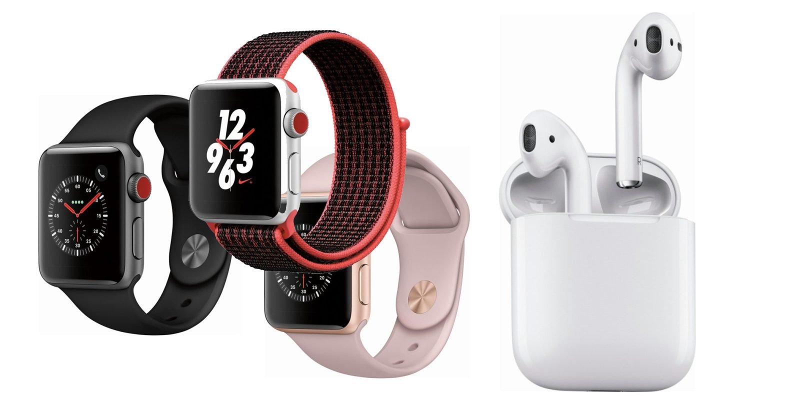 Apple Watch, AirPods, and more will officially be hit with 15% tariffs starting Sunday