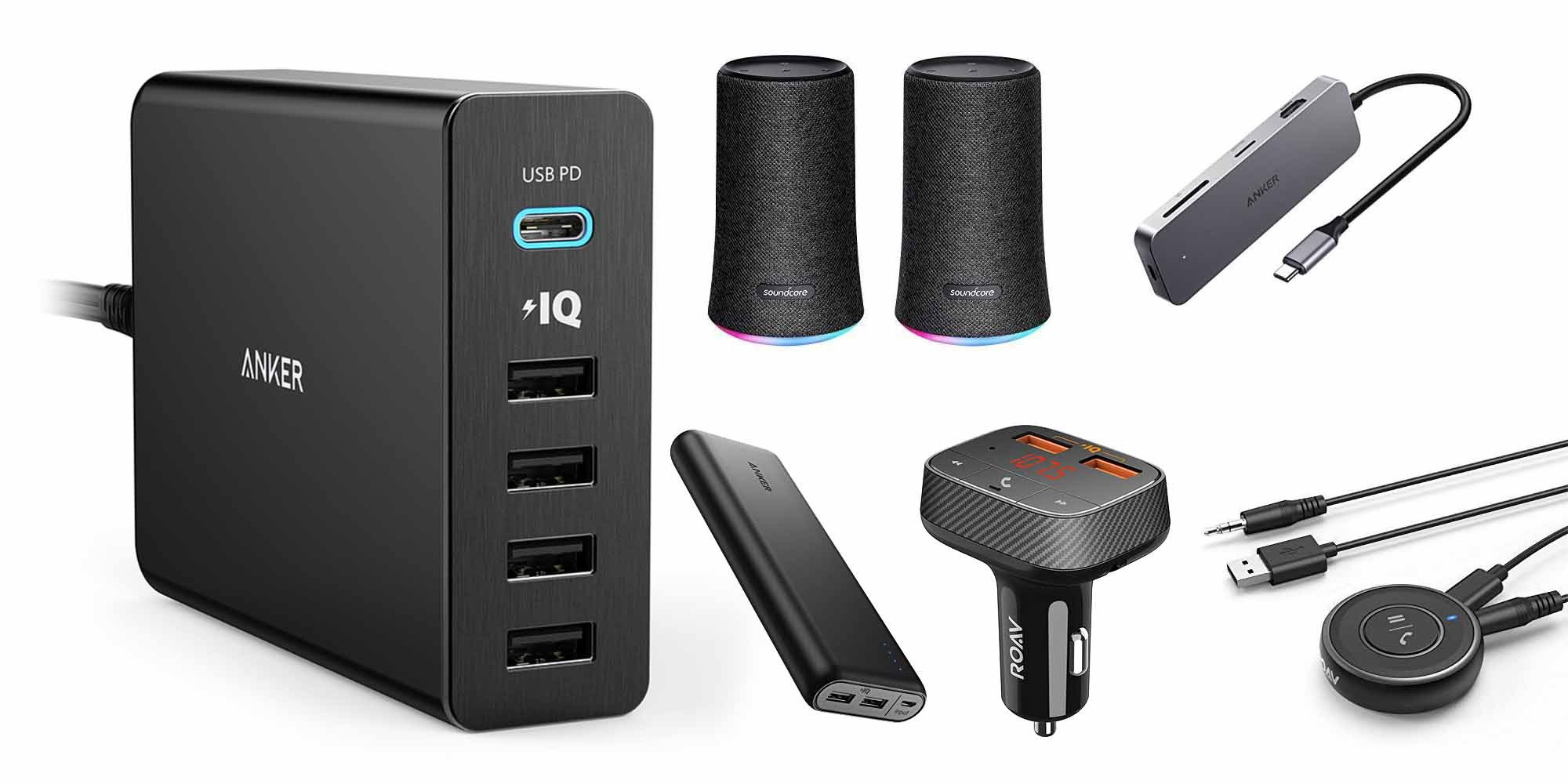9to5Toys Letzter Anruf: LG G6 $ 333, Aukey 30000mAh USB-C Energien-Bank $ 42, Anker intelligenter Projektor $ 265, mehr
