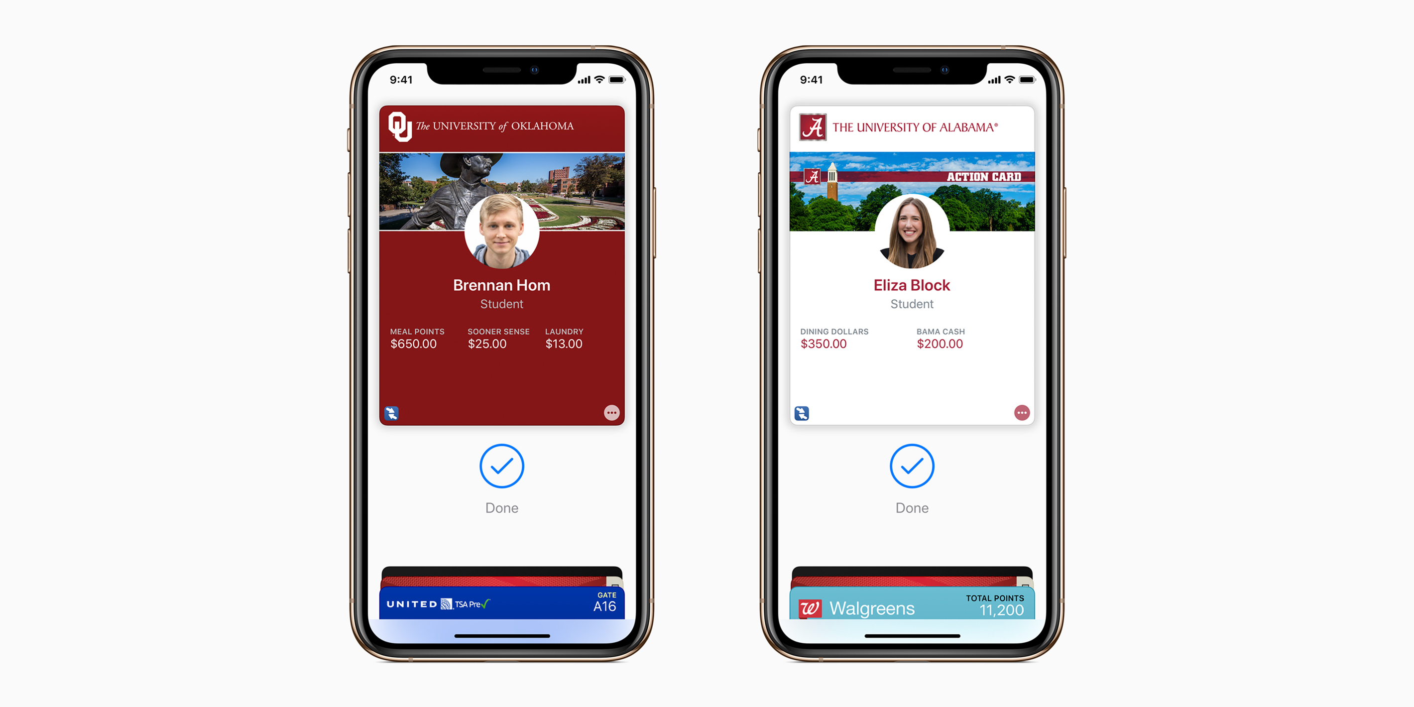 Three US universities now let students use iPhone and Apple Watch as their campus ID card