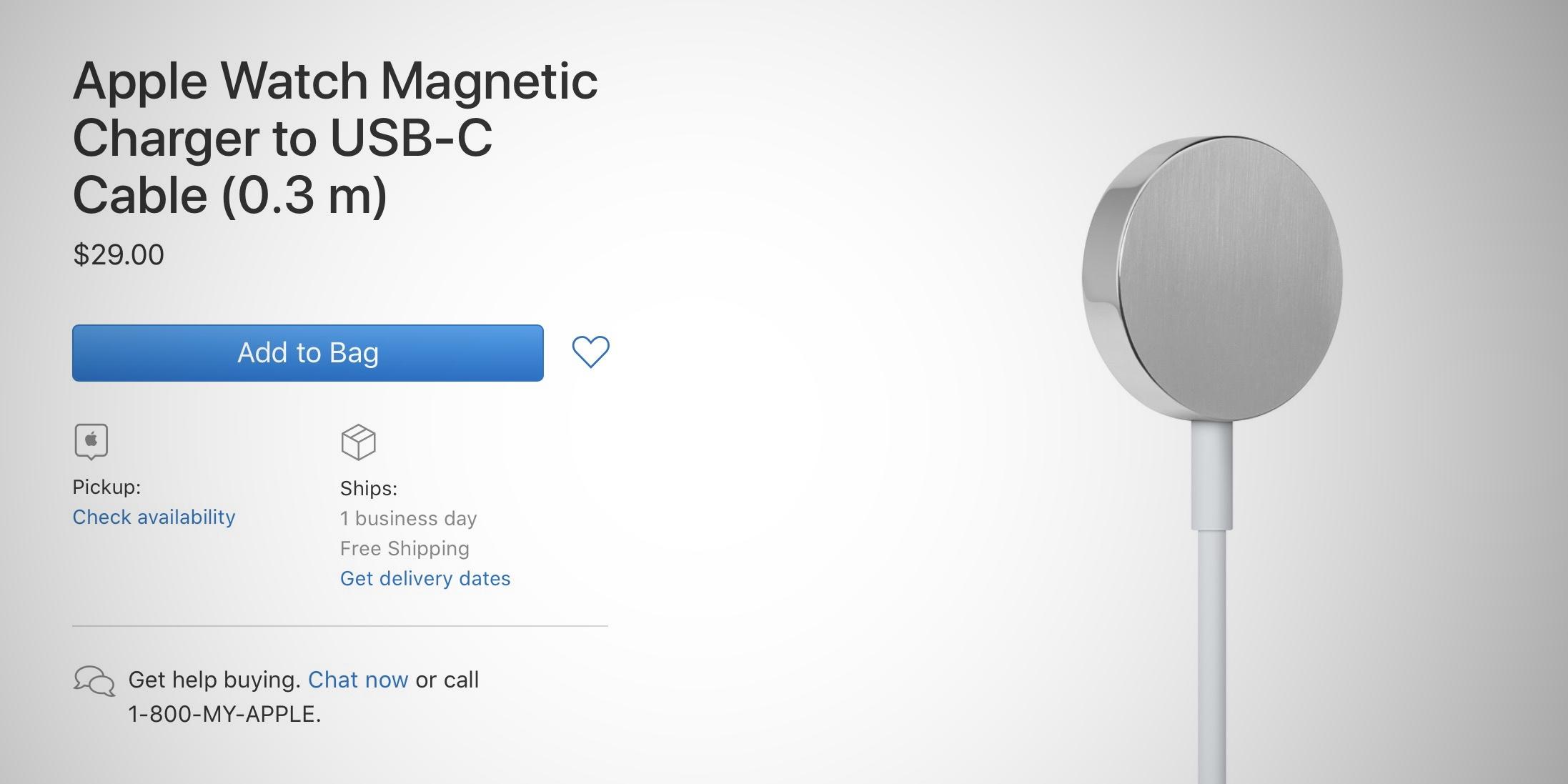 Apple Watch USB Descargar Controlador