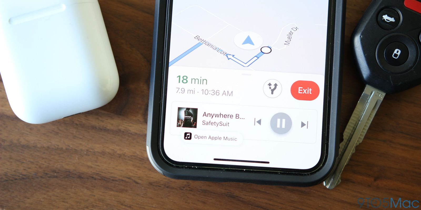 How to add Apple Music to Google Maps on iPhone - 9to5Mac