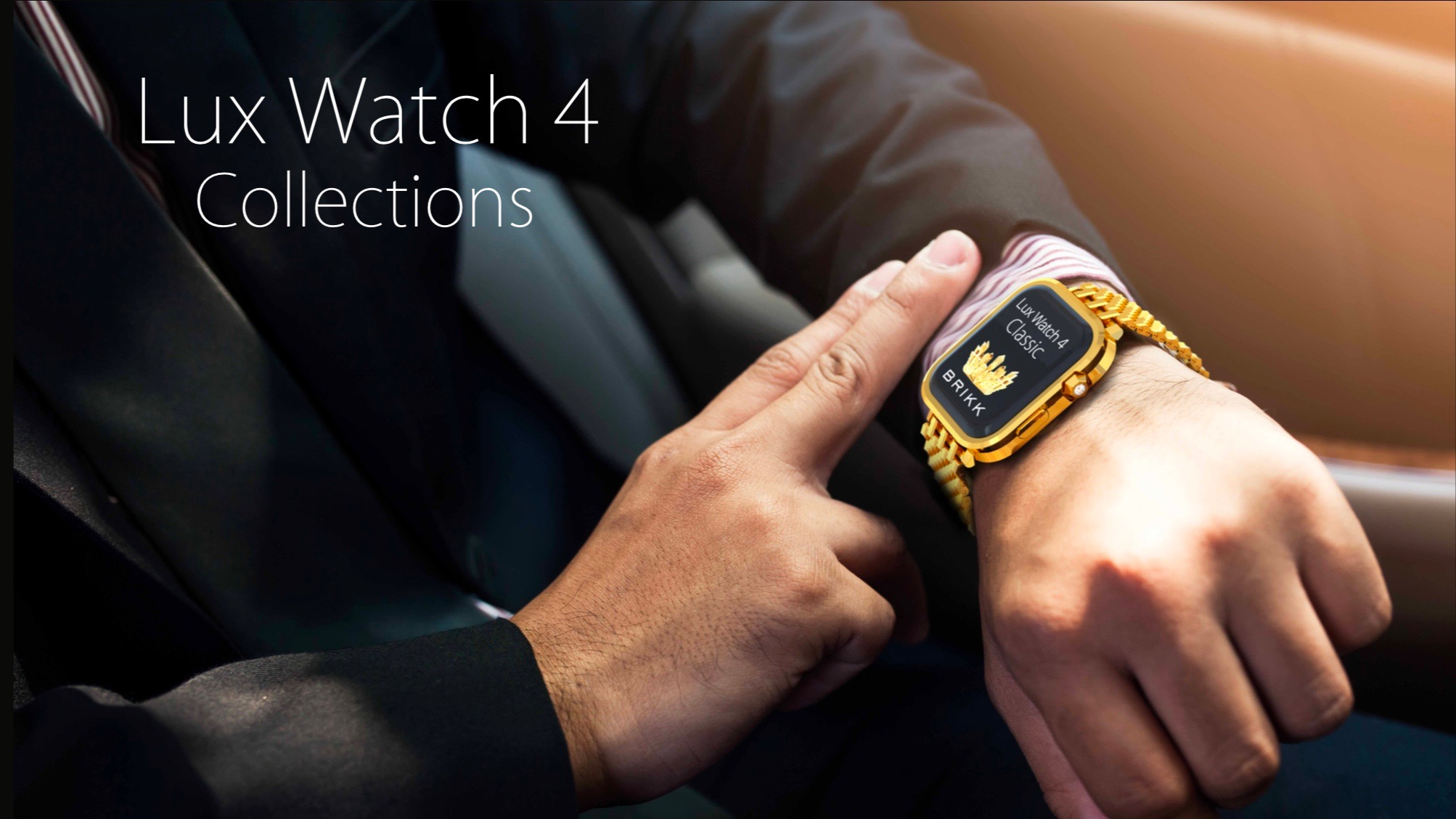 luxury device designer offering custom 18k gold apple watch series 4 for as much as 1 million