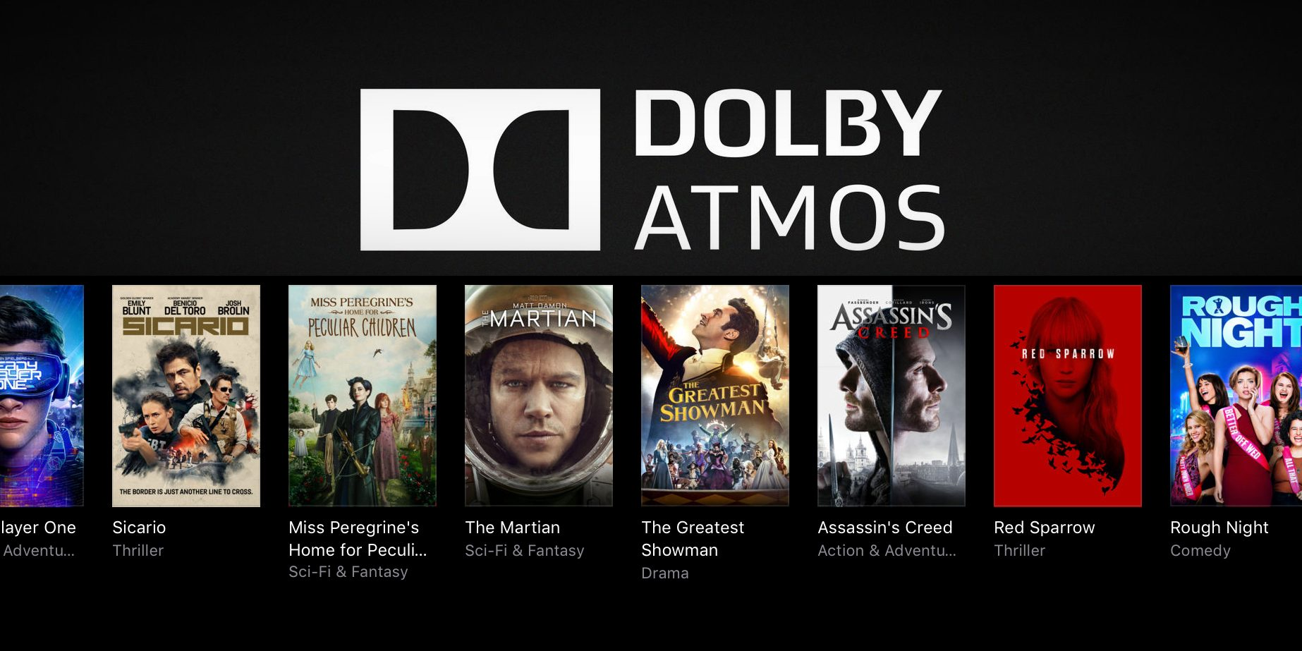 itunes launches massive dolby atmos 4k movie sale from 5 plus this week s 1 rental more