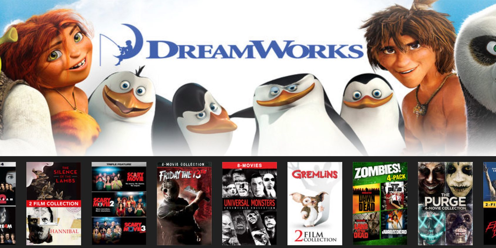 itunes kicks off movie bundle sale from 10 plus dreamworks films 8 4k from 5 more