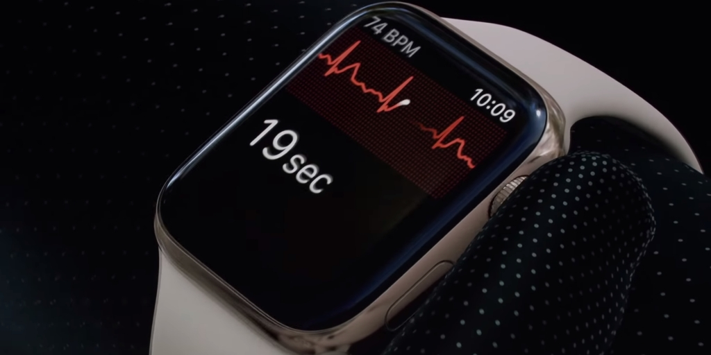 WatchOS 5.3 Brings ECG App to Canada and Singapore