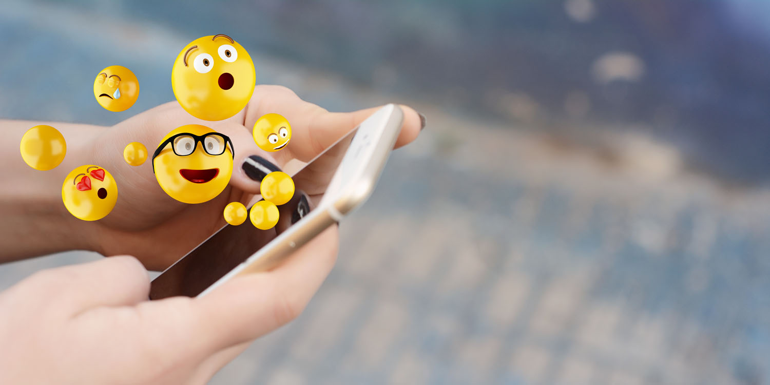 You can now compose a tweet comprising 140 emoji – but please don't
