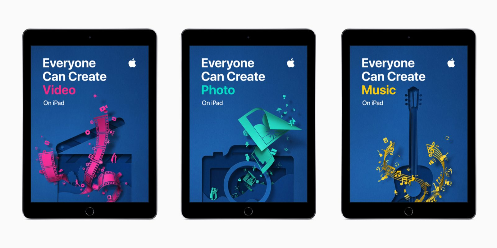 apple releases everyone can create free course on apple books
