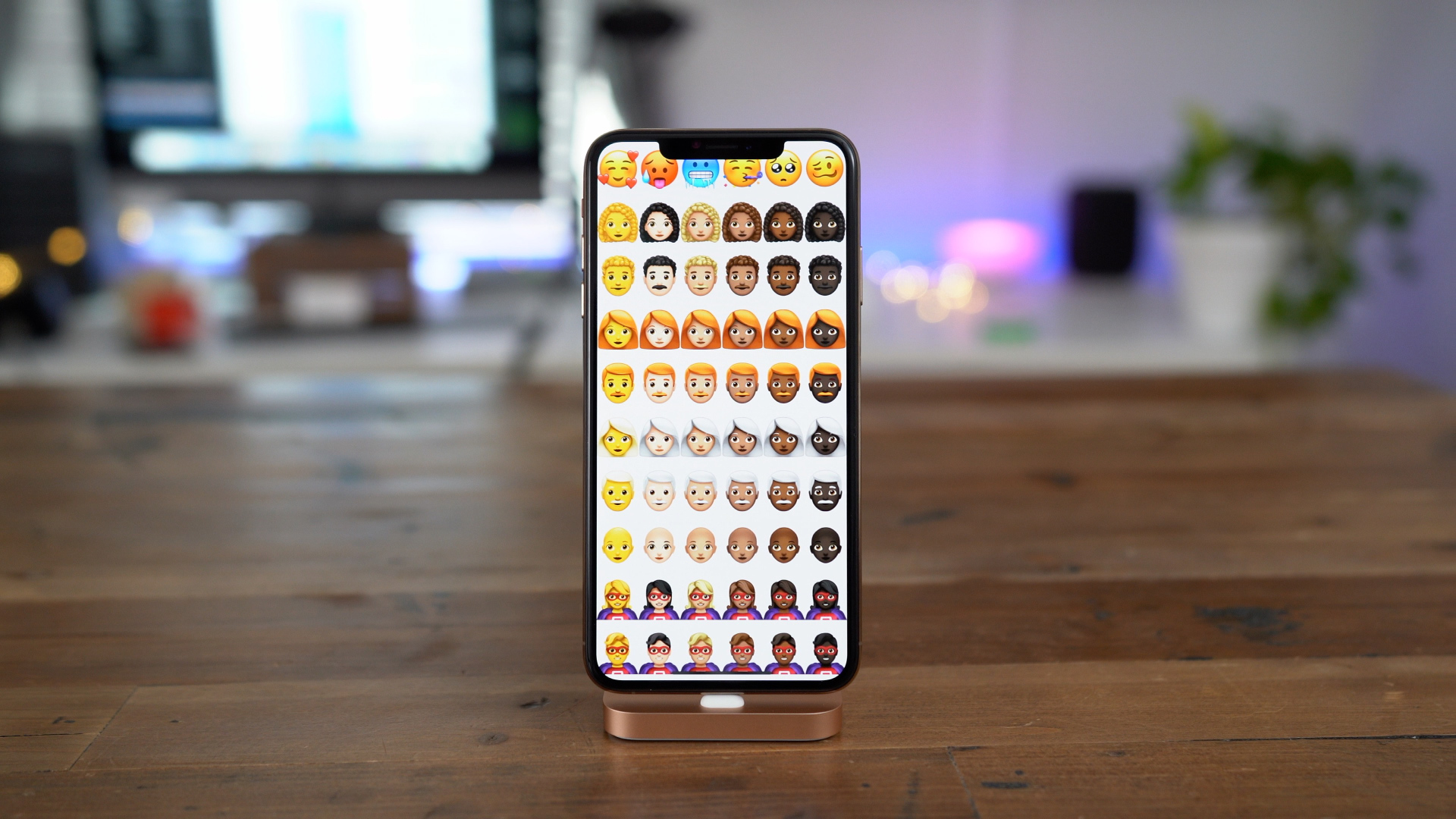 photo of New emoji will come to iPhones later than usual because of coronavirus image