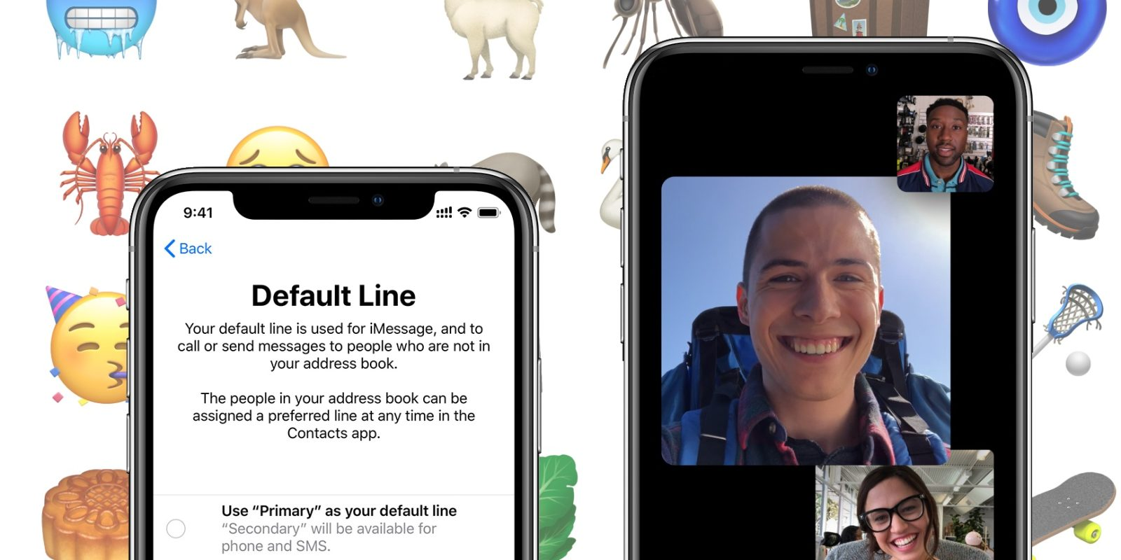 Carriers indicate iOS 12 1 will be released on Tuesday with