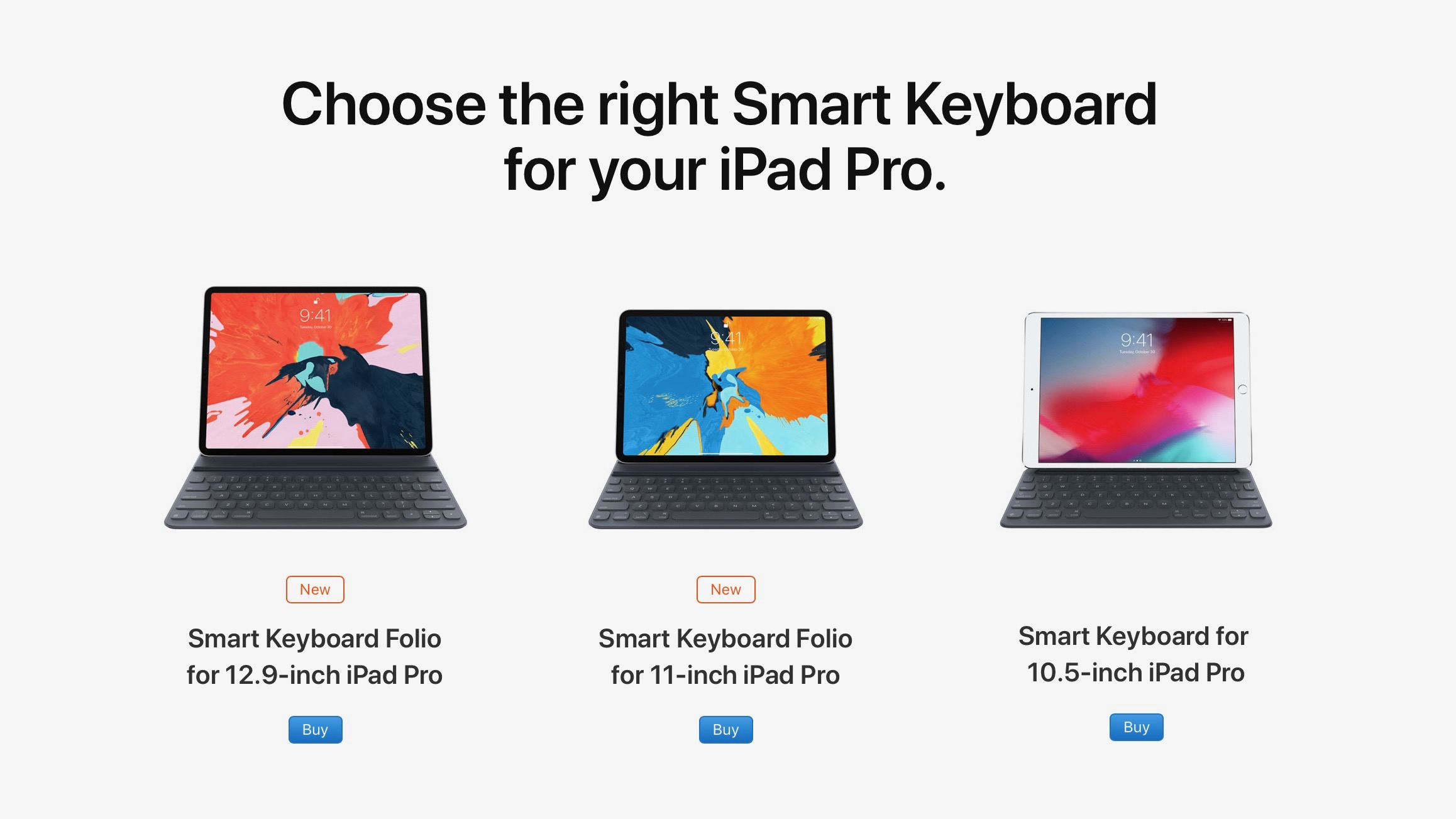 Smart Keyboard Folio Smart Folio And More For 2018 Ipad Pro Now