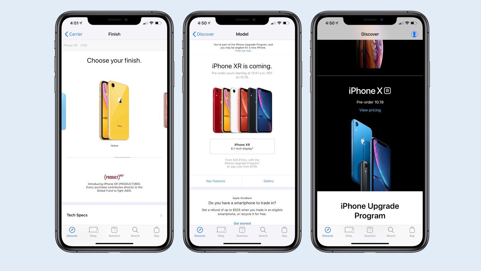 Apple Store app now works with Siri Shortcuts — including pre-ordering iPhone XR