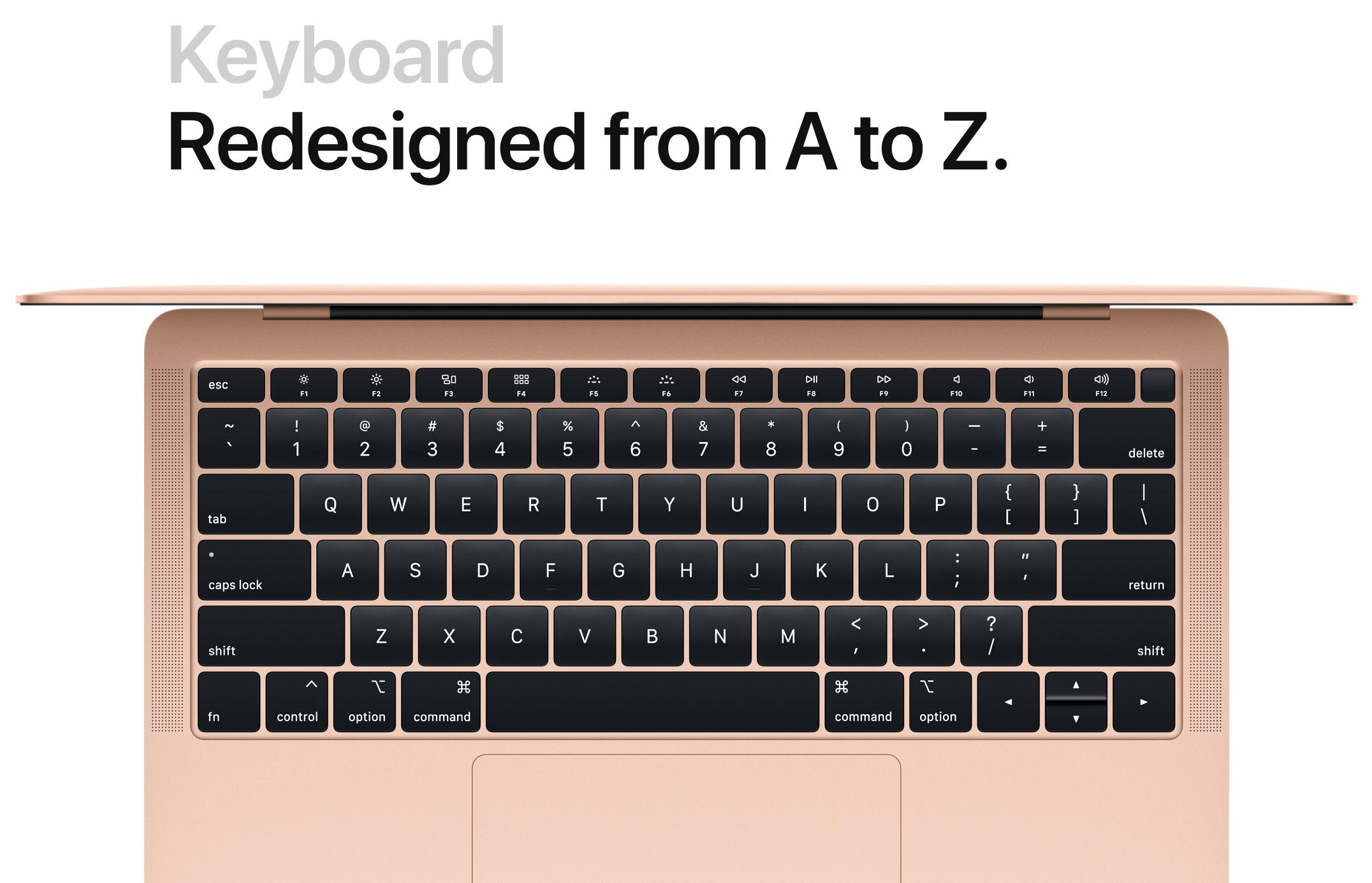 Retina MacBook compares
