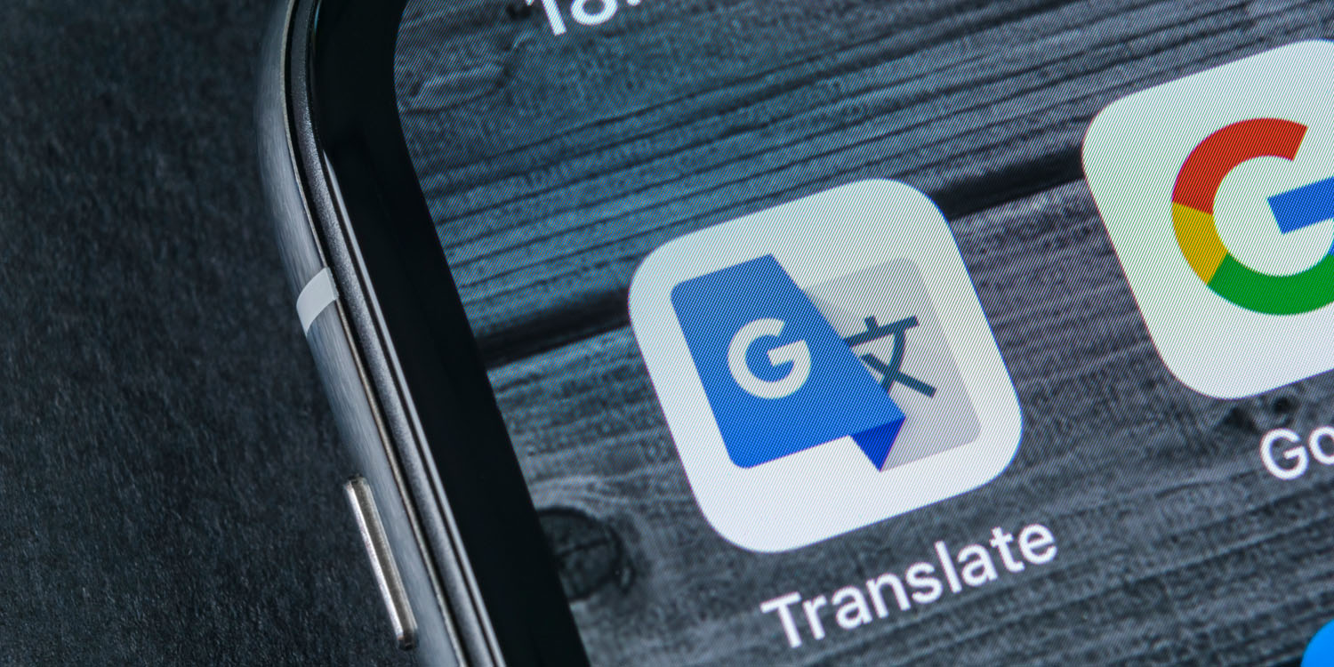 Google Translate iPhone App Now Speaks American, English, Australian and More