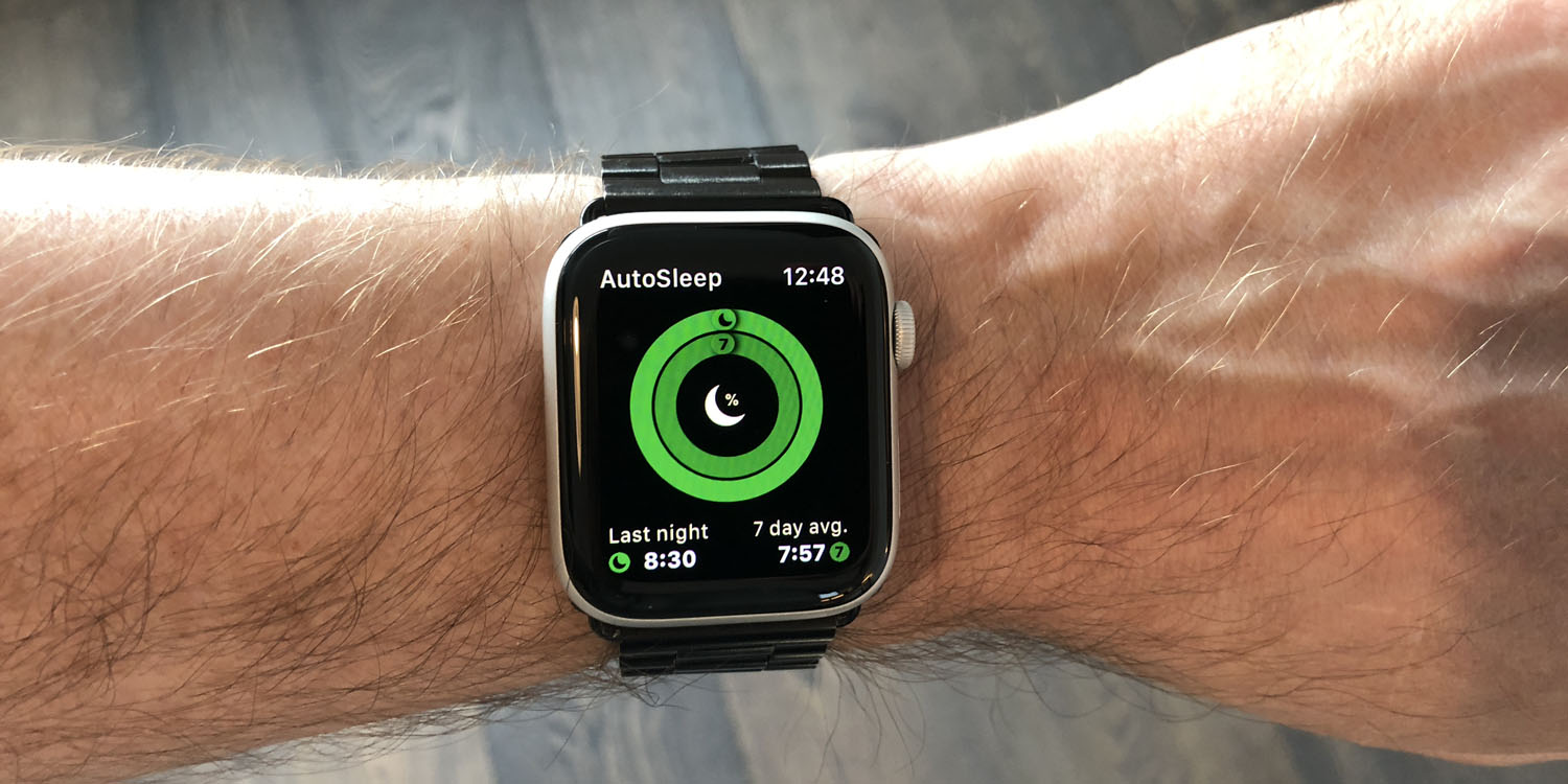 Apple Watch Diary: Battery-life is now good enough for sleep-tracking plus all-day wear