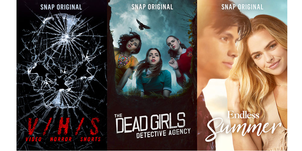snapchat launching snap originals ultra short scripted shows one episode a day