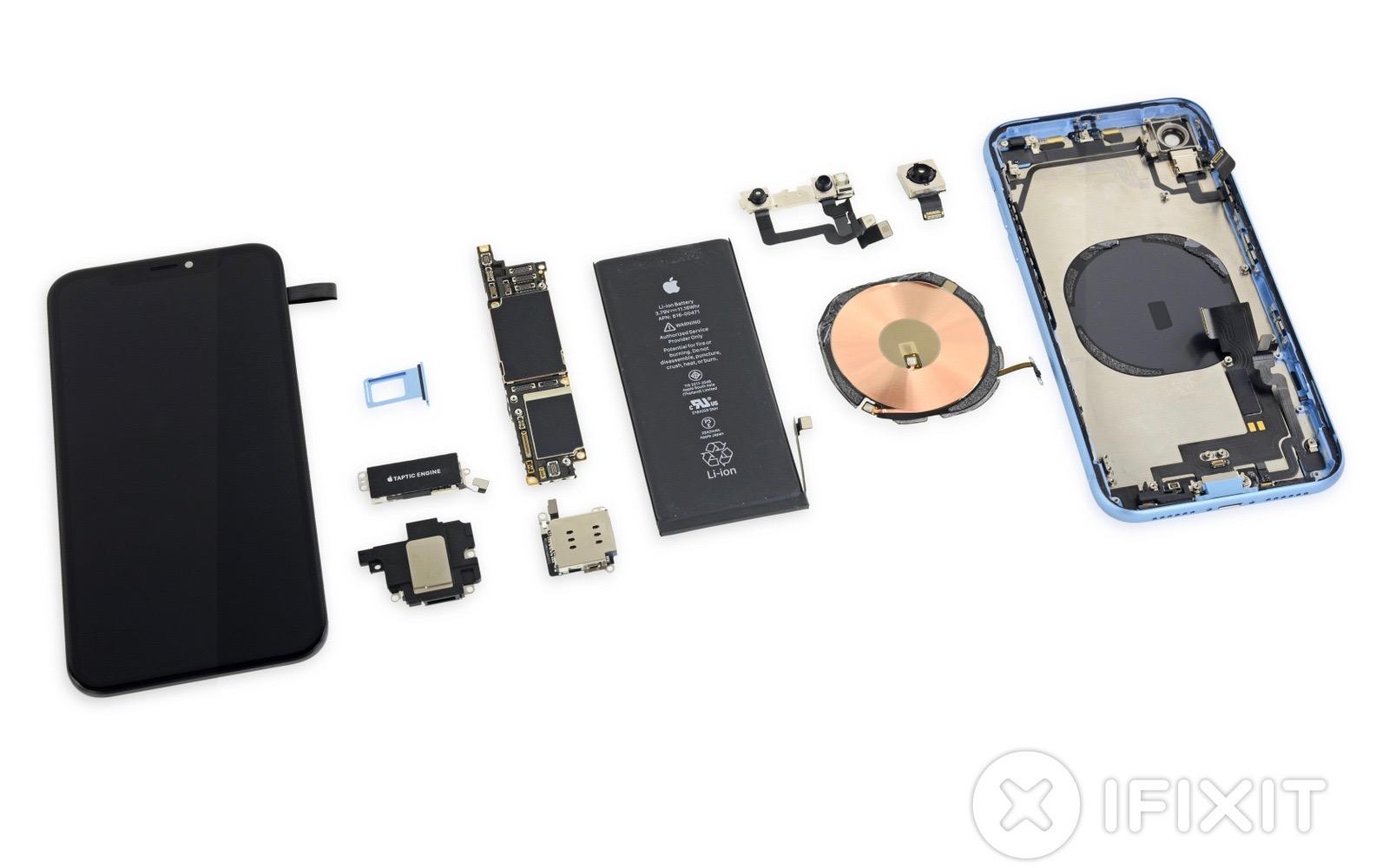 Teardown Iphone X