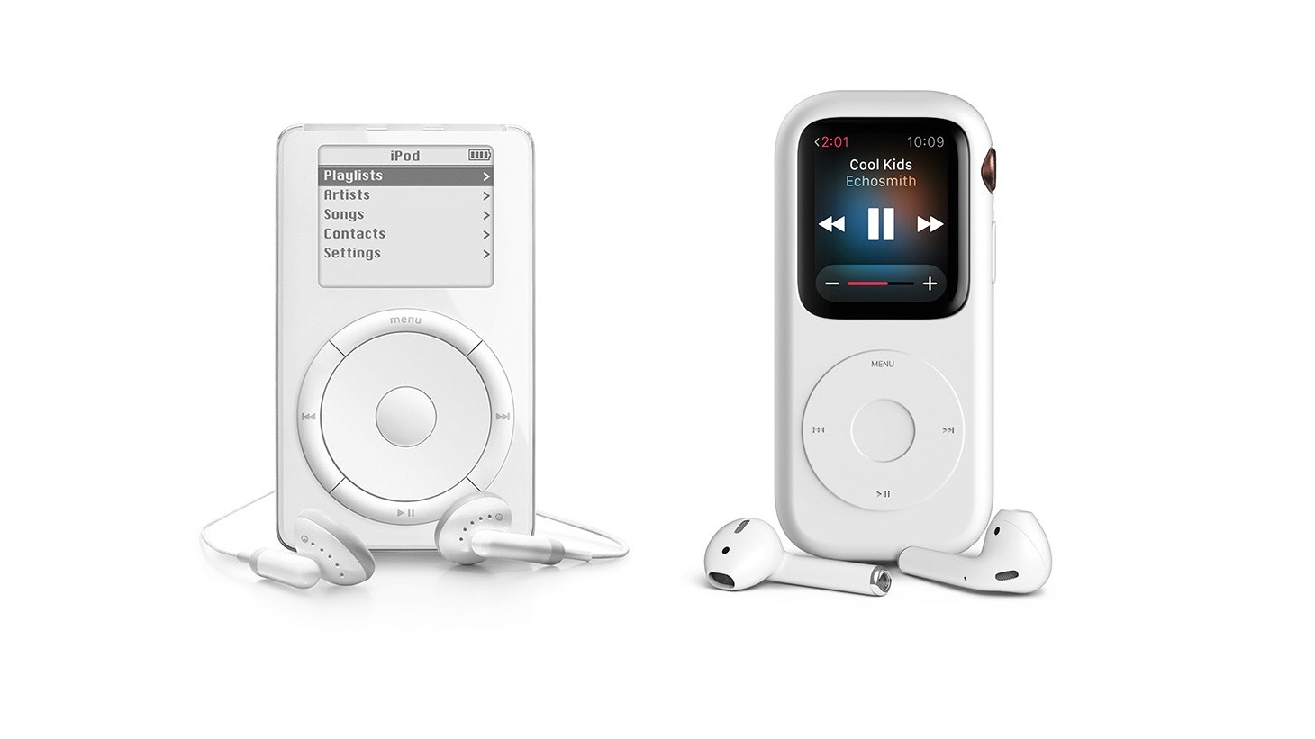 Nostalgic concept imagines case that turns your Apple Watch into an original iPod [Gallery]