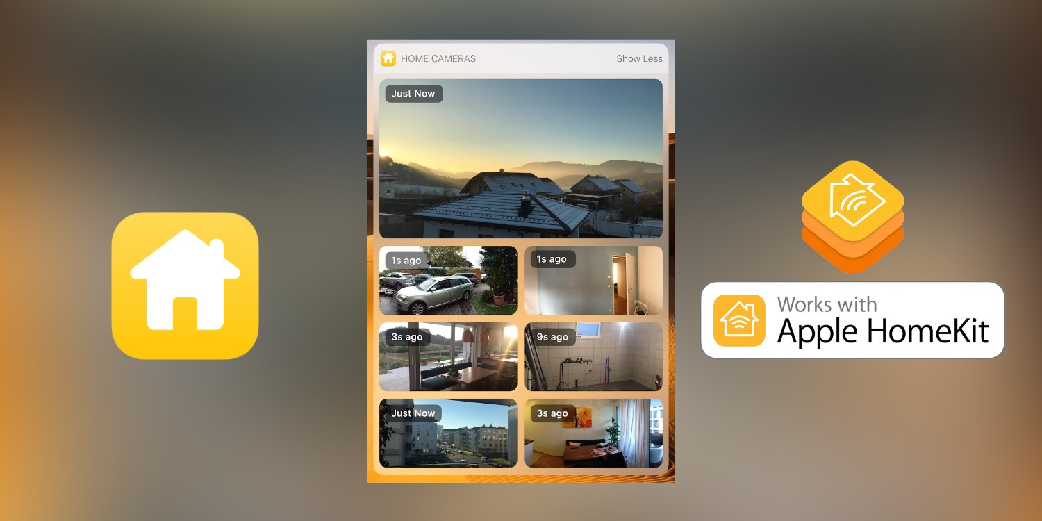 Third-party 'Home' App Updated with New HomeKit Camera Widget, Condition Conjunction, More