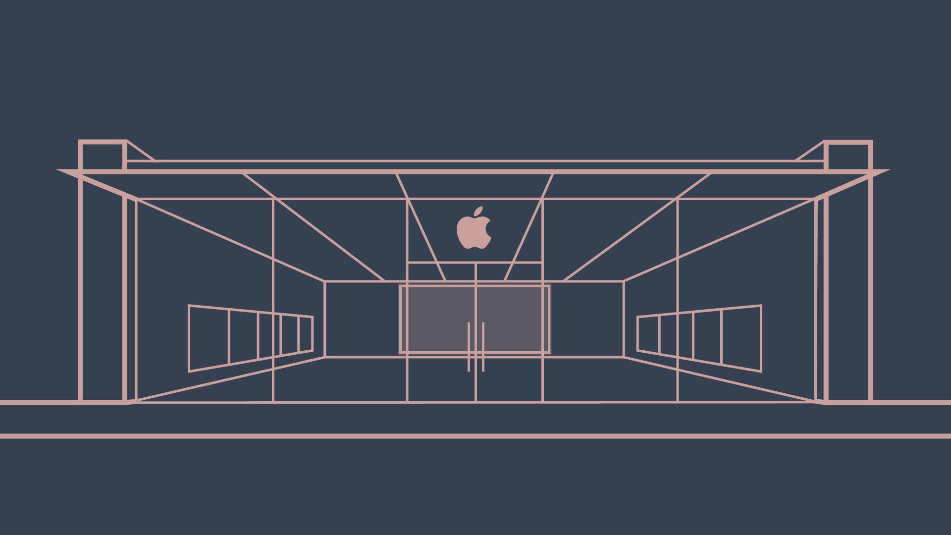 Alderwood Mall 100 - Redesigned Apple Alderwood Mall opens November 17th