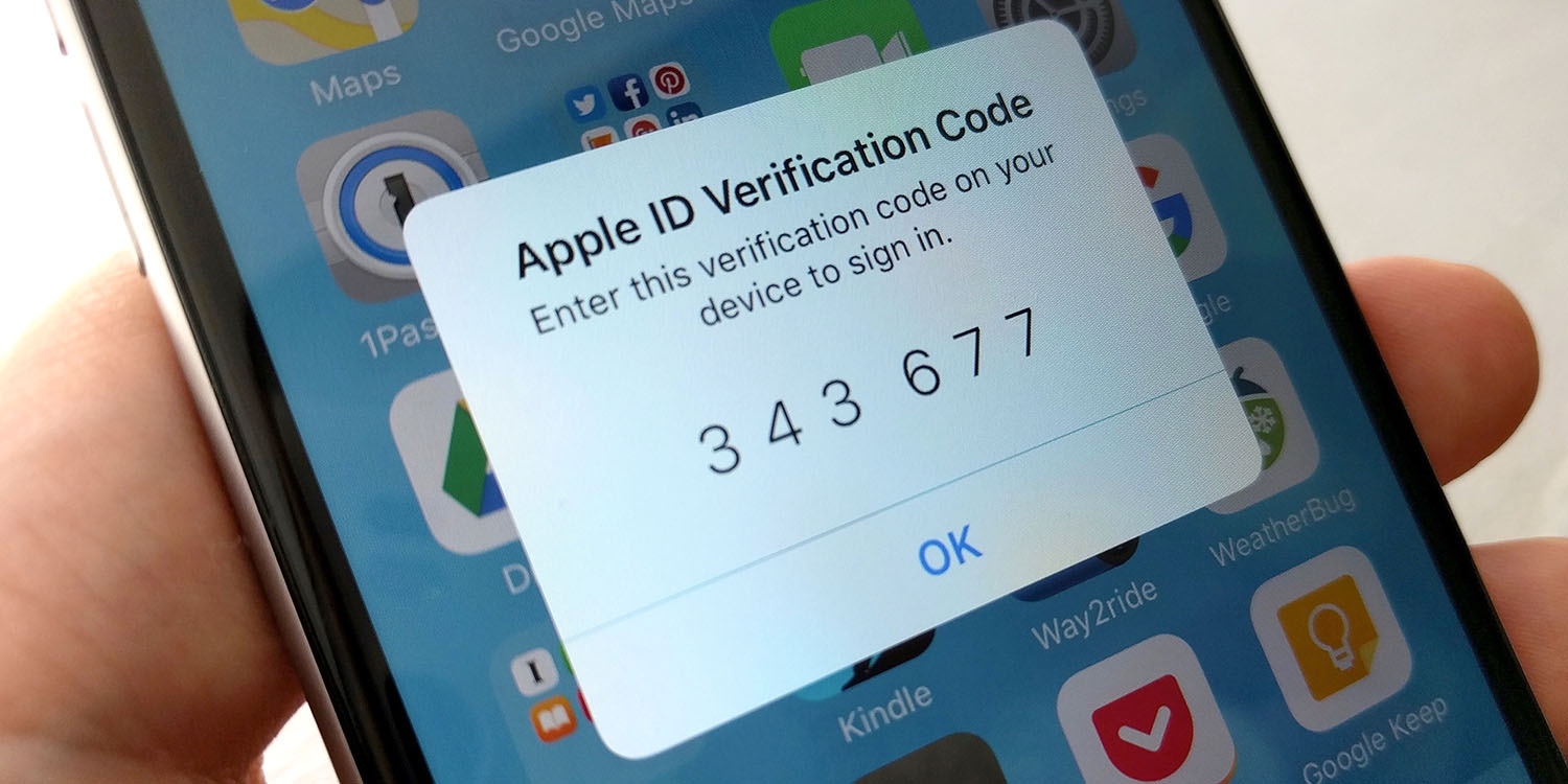 Comment: Text message security breach underlines sense of Apple's approach to 2FA