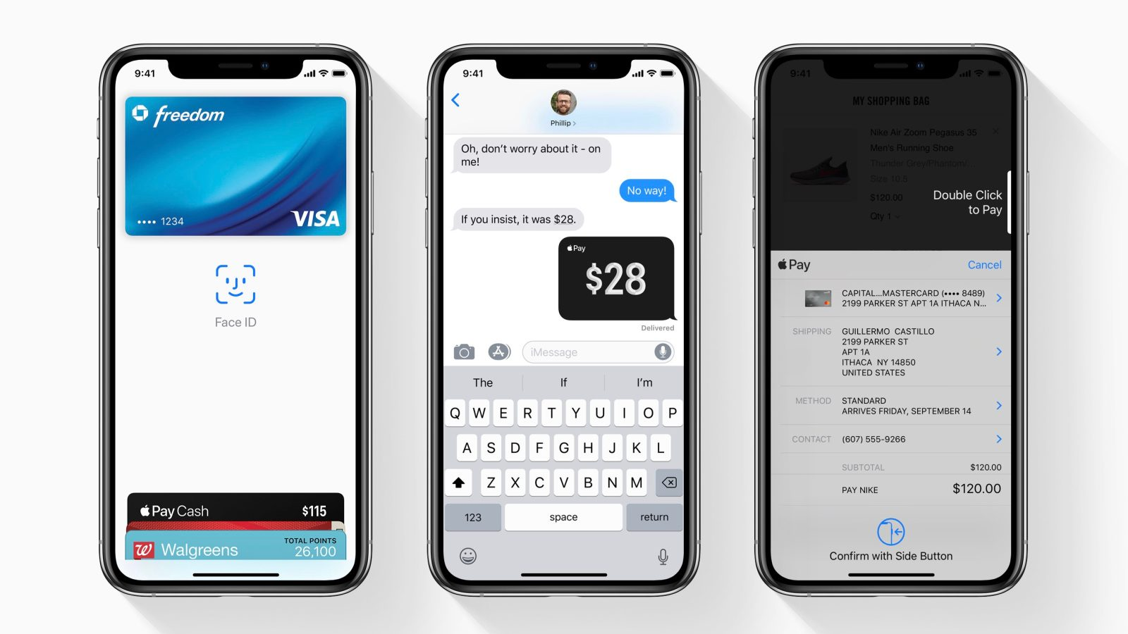 How to quickly access Apple Pay on iPhone X, XS, or XR - 9to5Mac