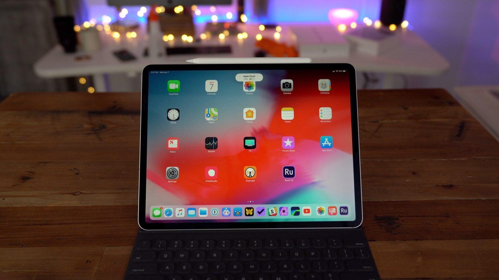 Apple warns iPad Pro users of Apple Pencil key fob